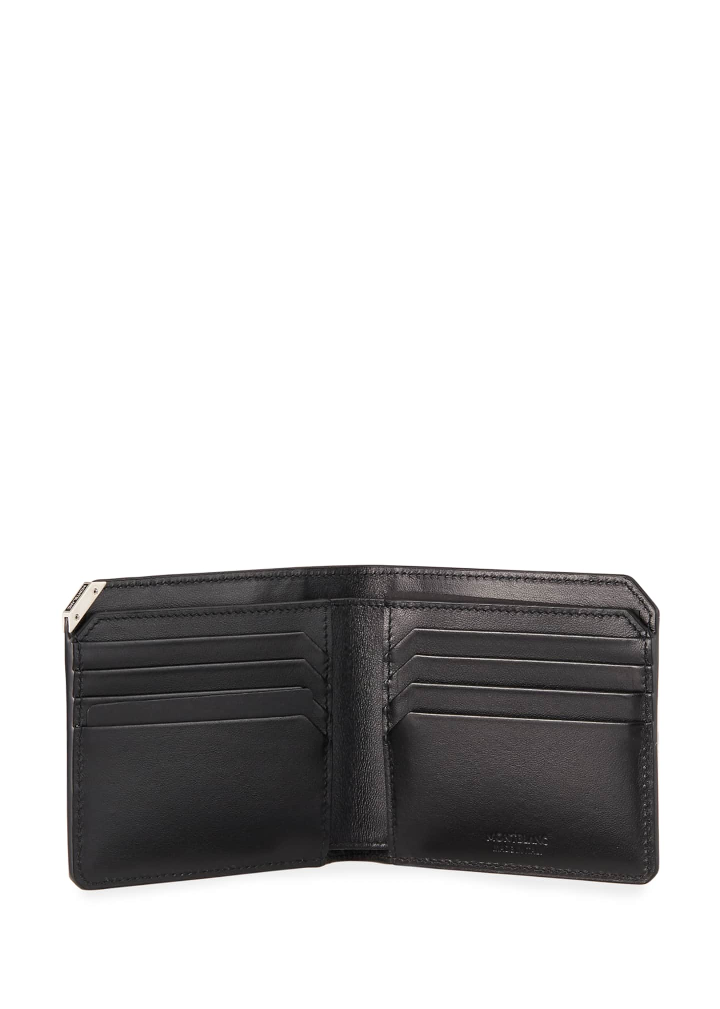 Image 2 of 2: Men's Meisterstuck Urban Full-Grain Leather Wallet