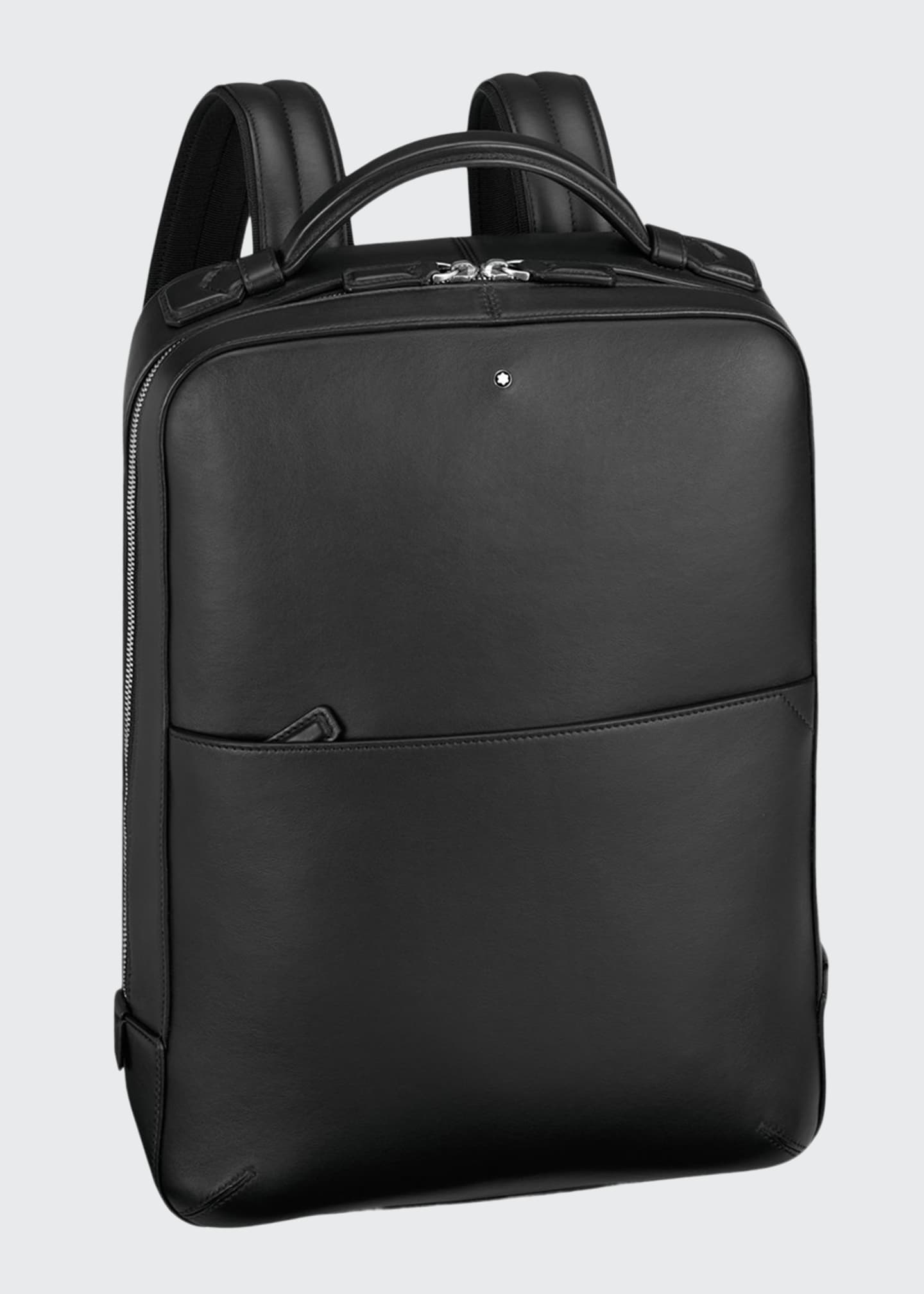 Montblanc Men's Meisterstuck Urban Slim Leather Backpack