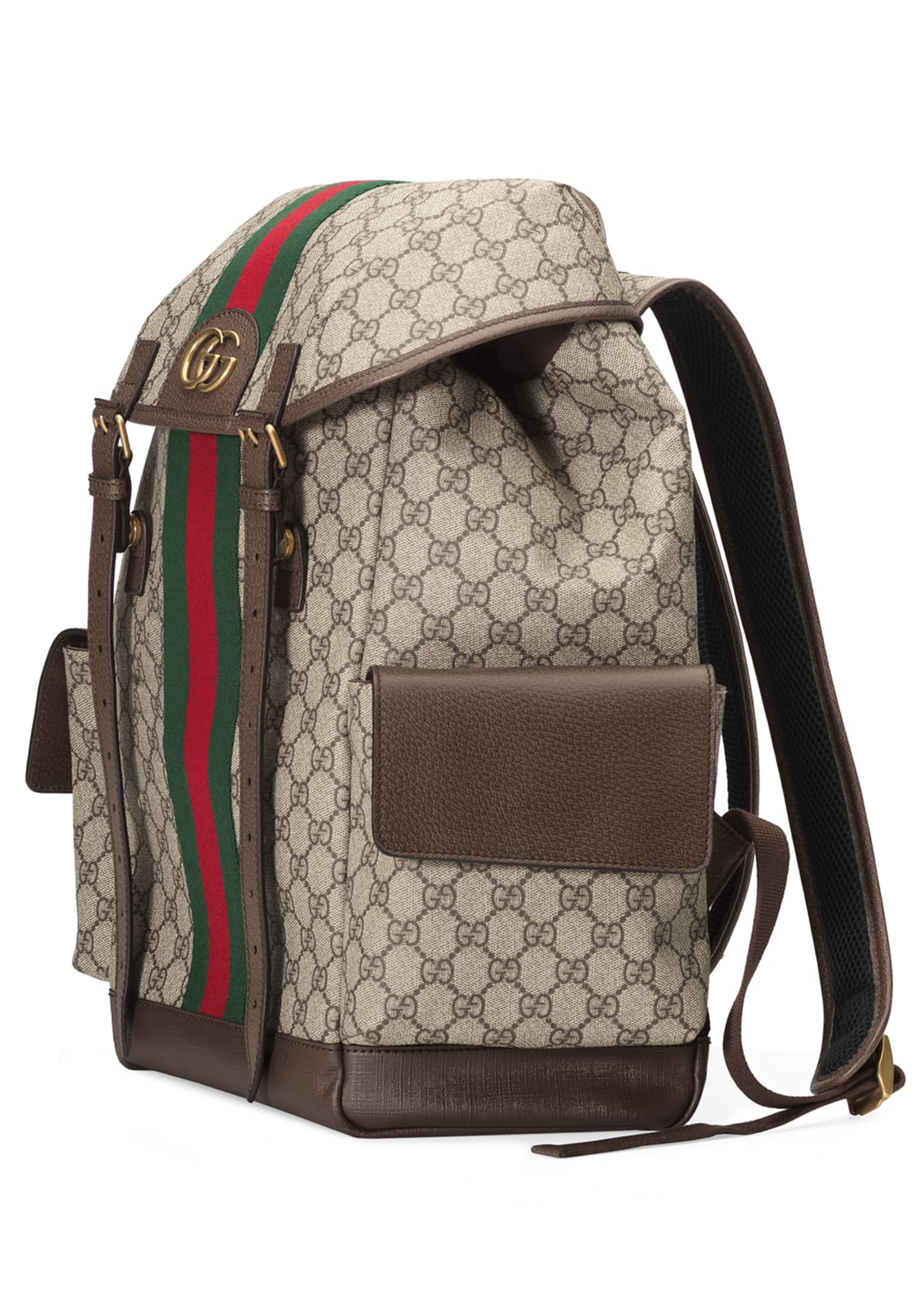 Image 2 of 4: Men's GG Supreme Medium Explorer Backpack