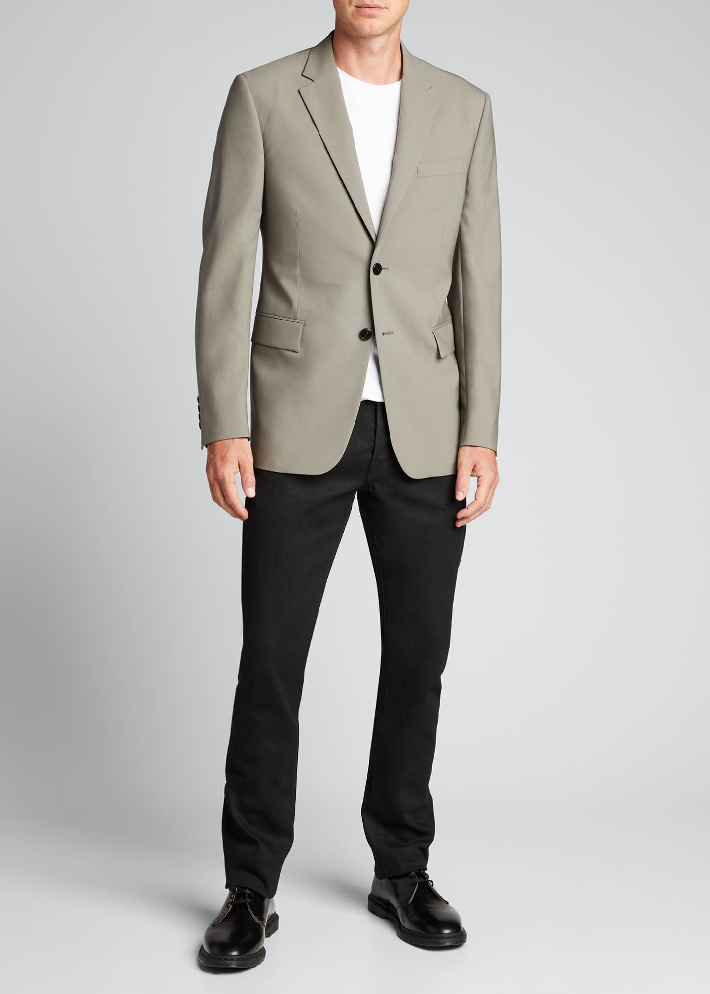 Image 1 of 1: Men's New Bowery Traceable Wool Jacket