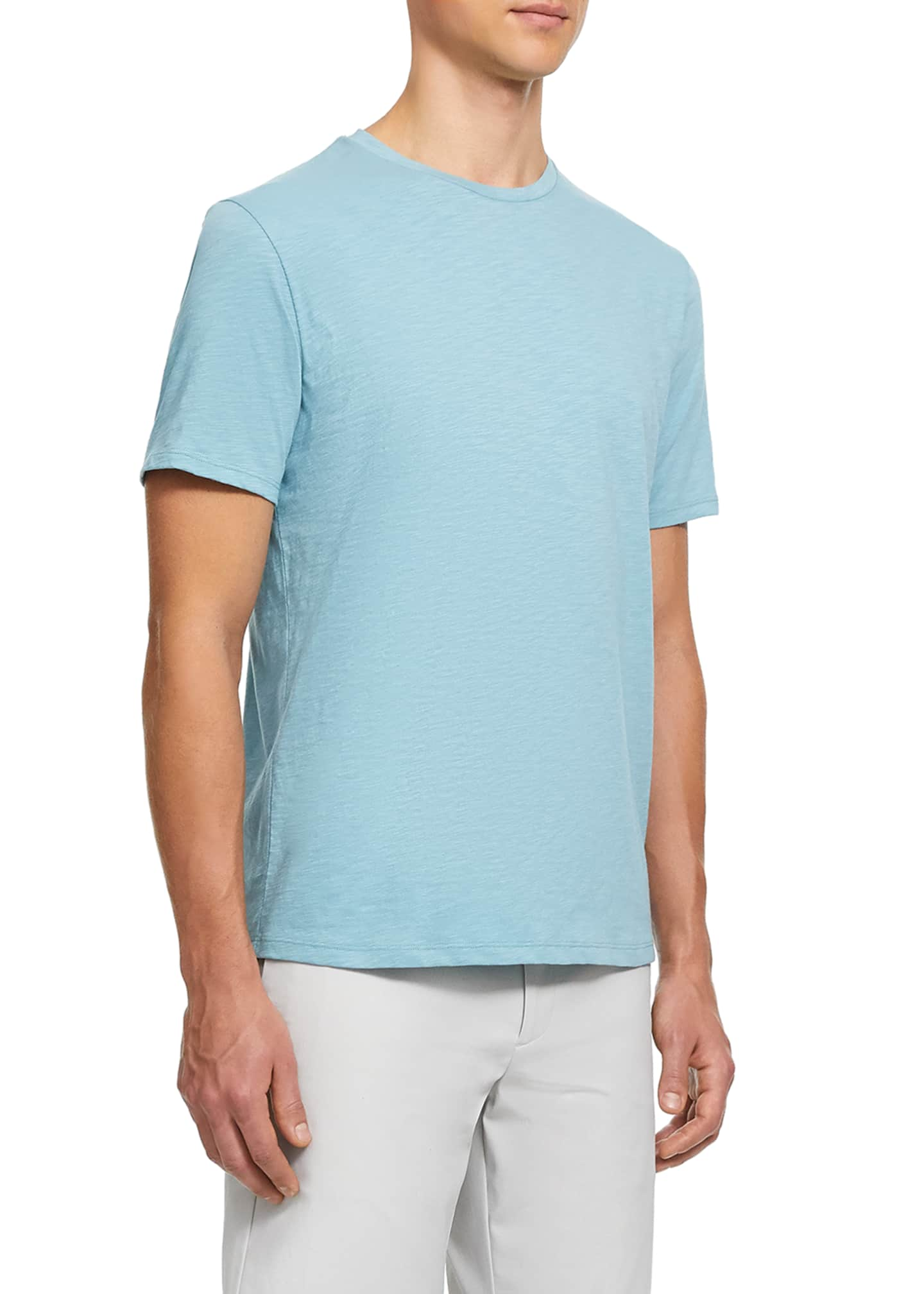 Image 2 of 3: Men's Cosmos Basic Short-Sleeve Tee