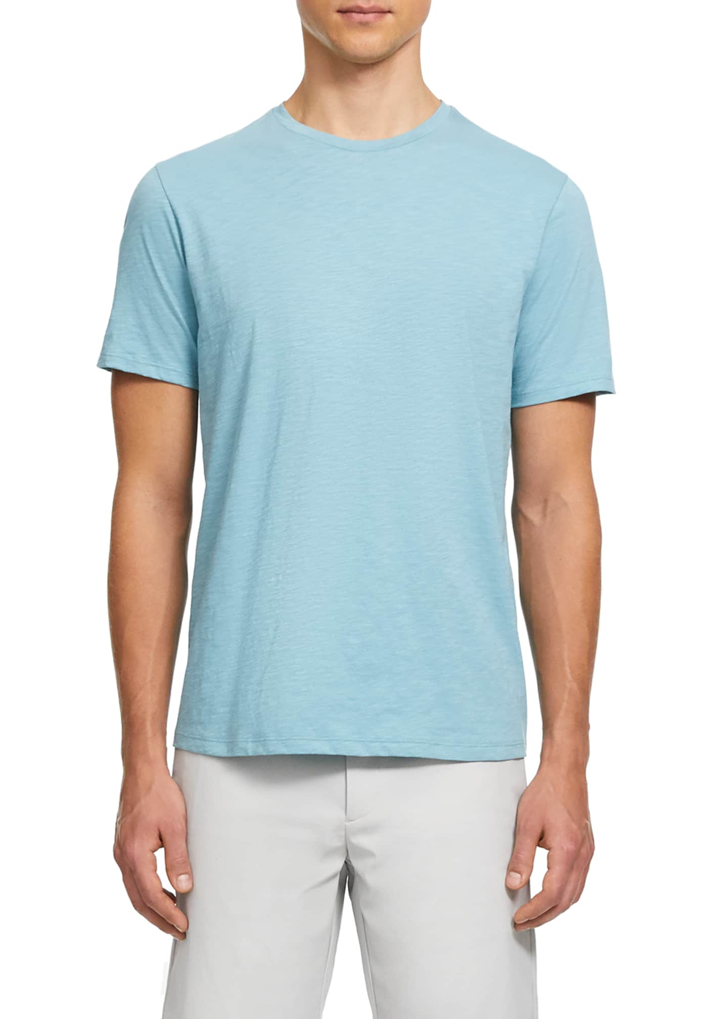 Image 1 of 3: Men's Cosmos Basic Short-Sleeve Tee