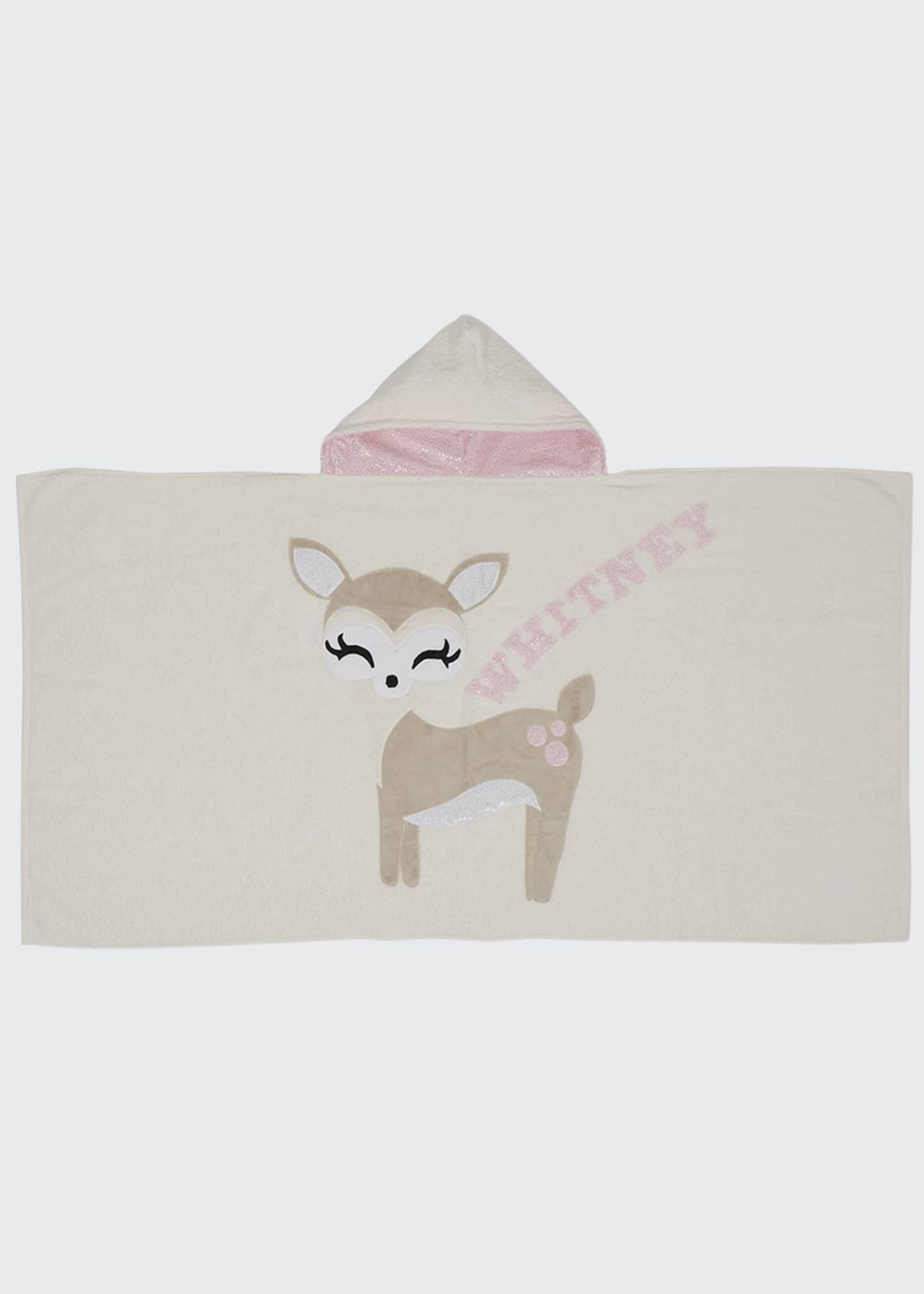Image 1 of 1: Personalized Dearest Hooded Towel