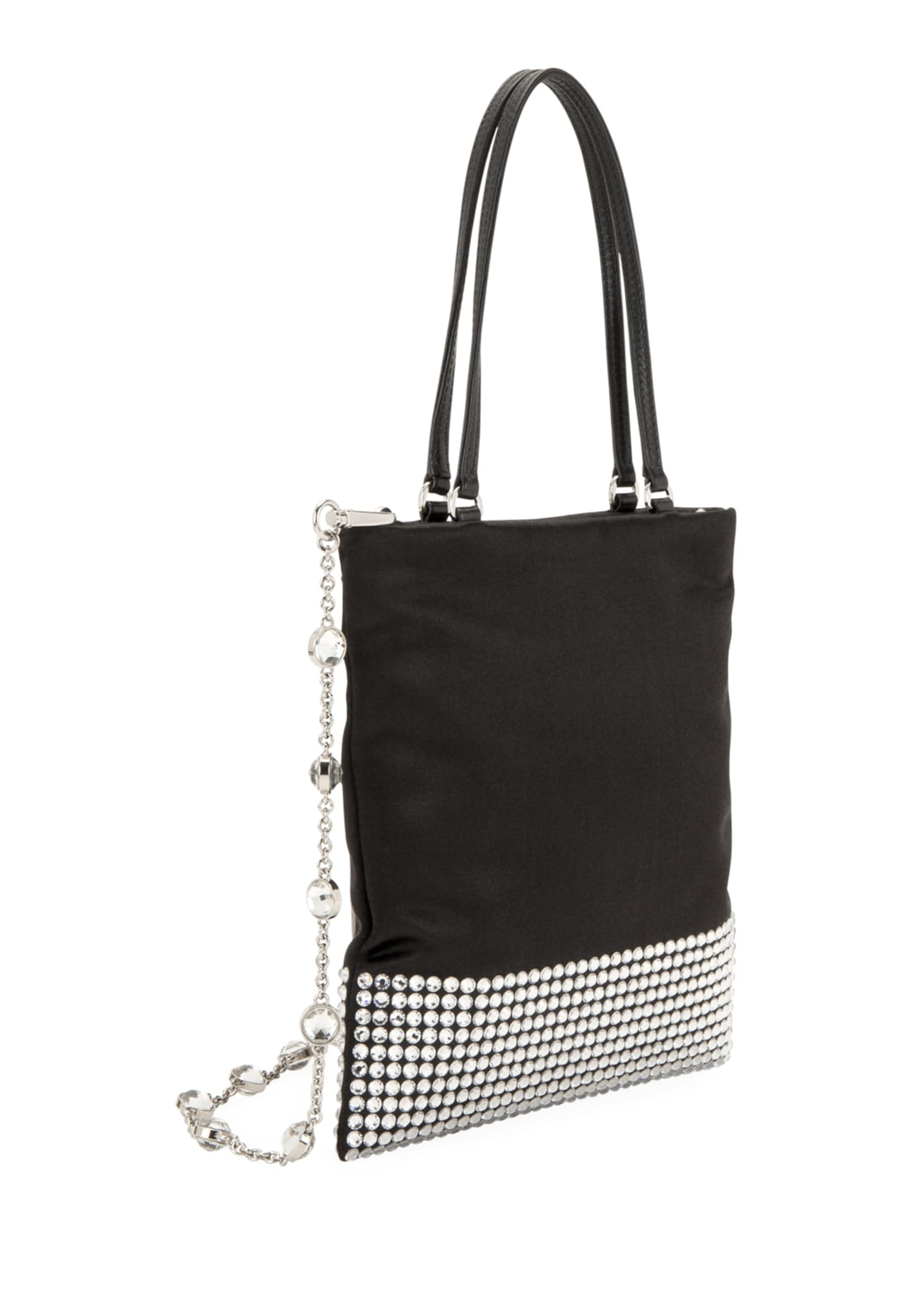 Image 2 of 3: Raso Starlight Mini Tote Bag
