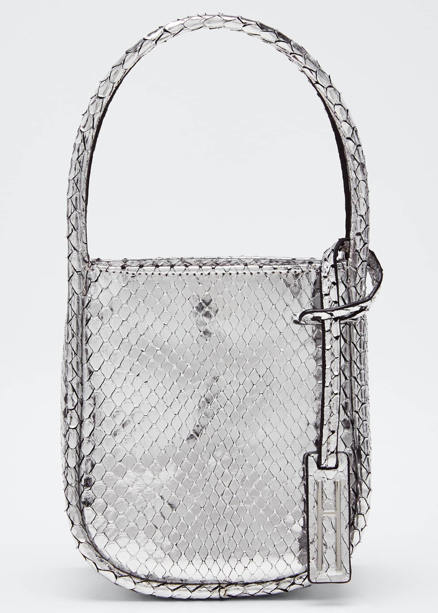 Hayward Micro Guide Metallic Top Handle Bag