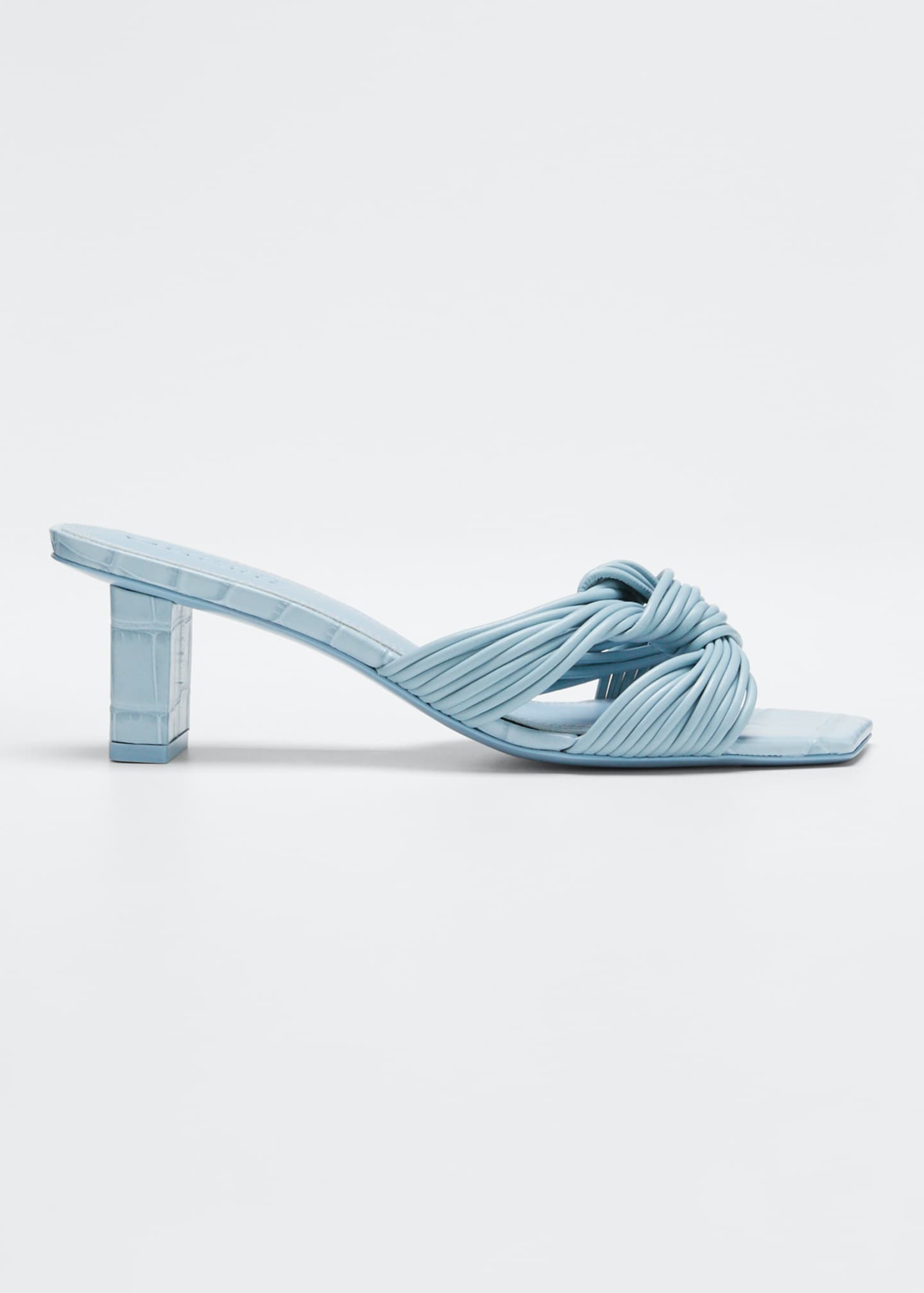 Image 1 of 5: Calisse Slide Knot Sandals