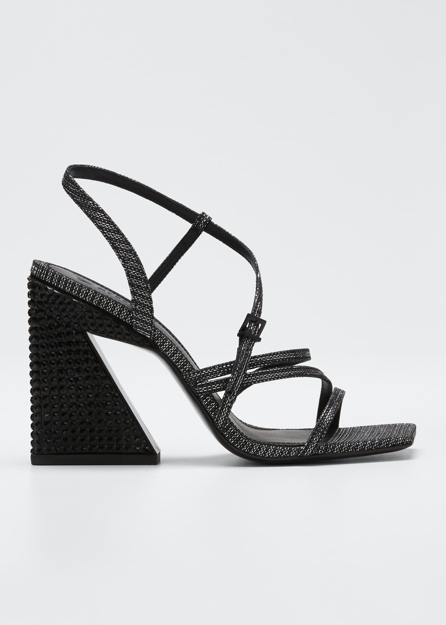 Mercedes Castillo Keliseh Strappy Fabric Sandals