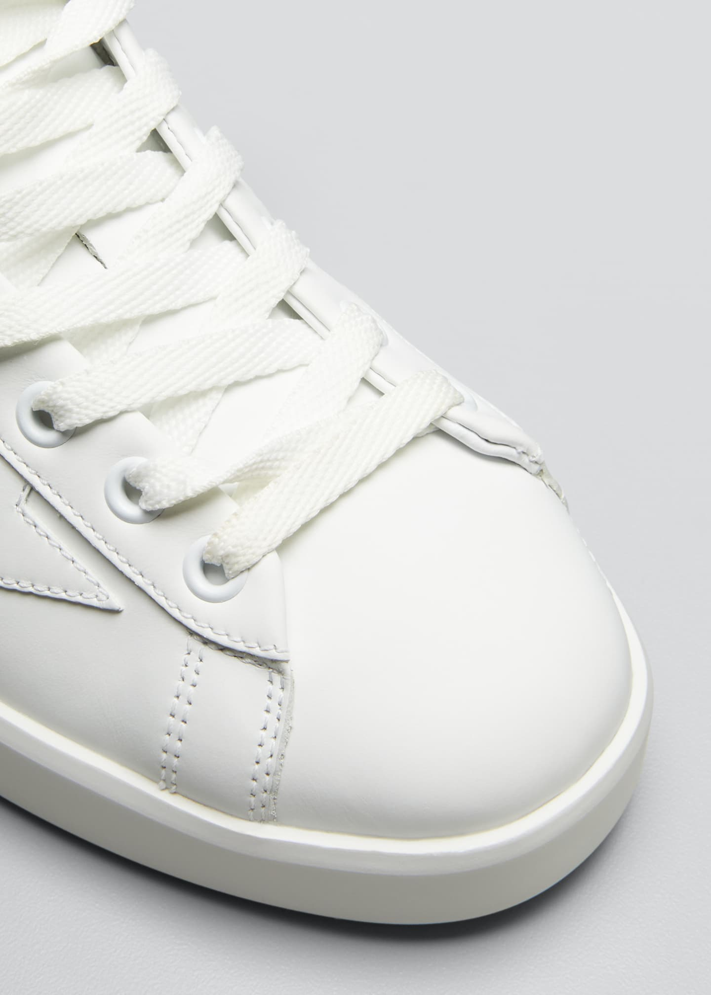 Image 5 of 5: Pure Star Lace-Up Sneakers