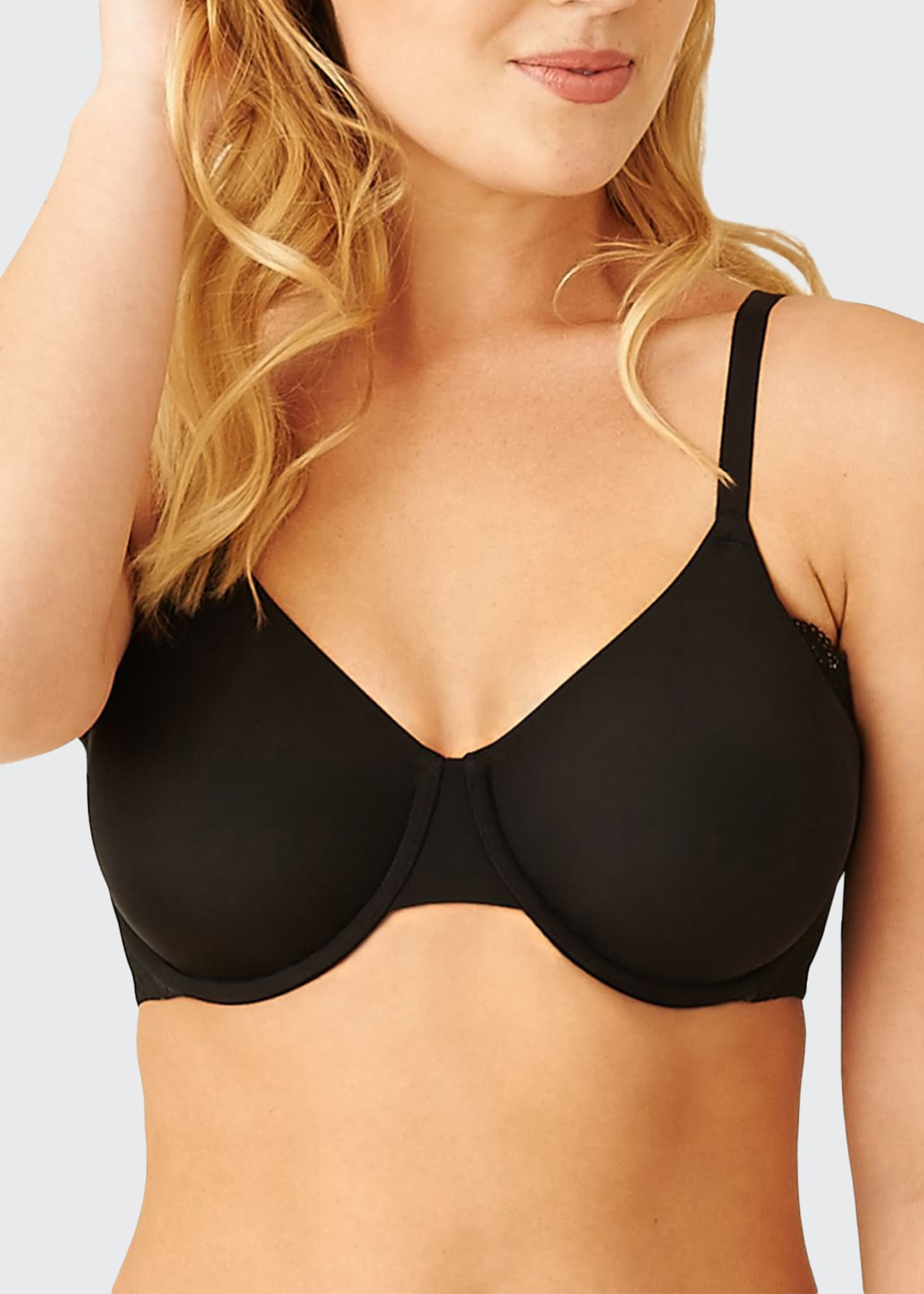 Image 1 of 3: Ultimate Side Smoother Unlined Underwire Bra