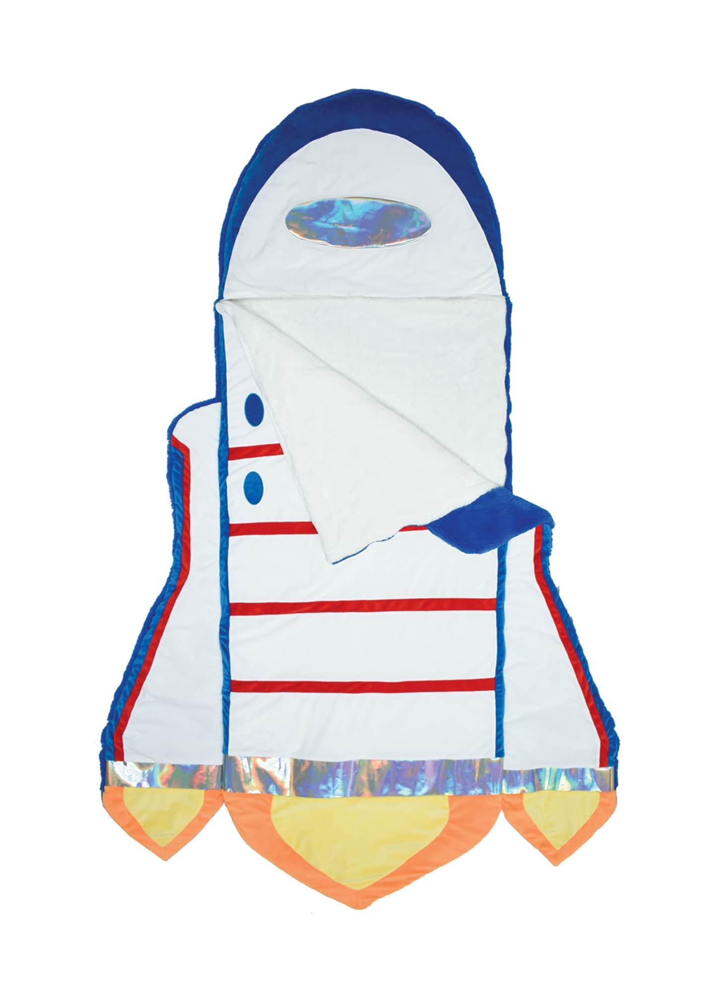 Iscream Space Shuttle Sleeping Bag
