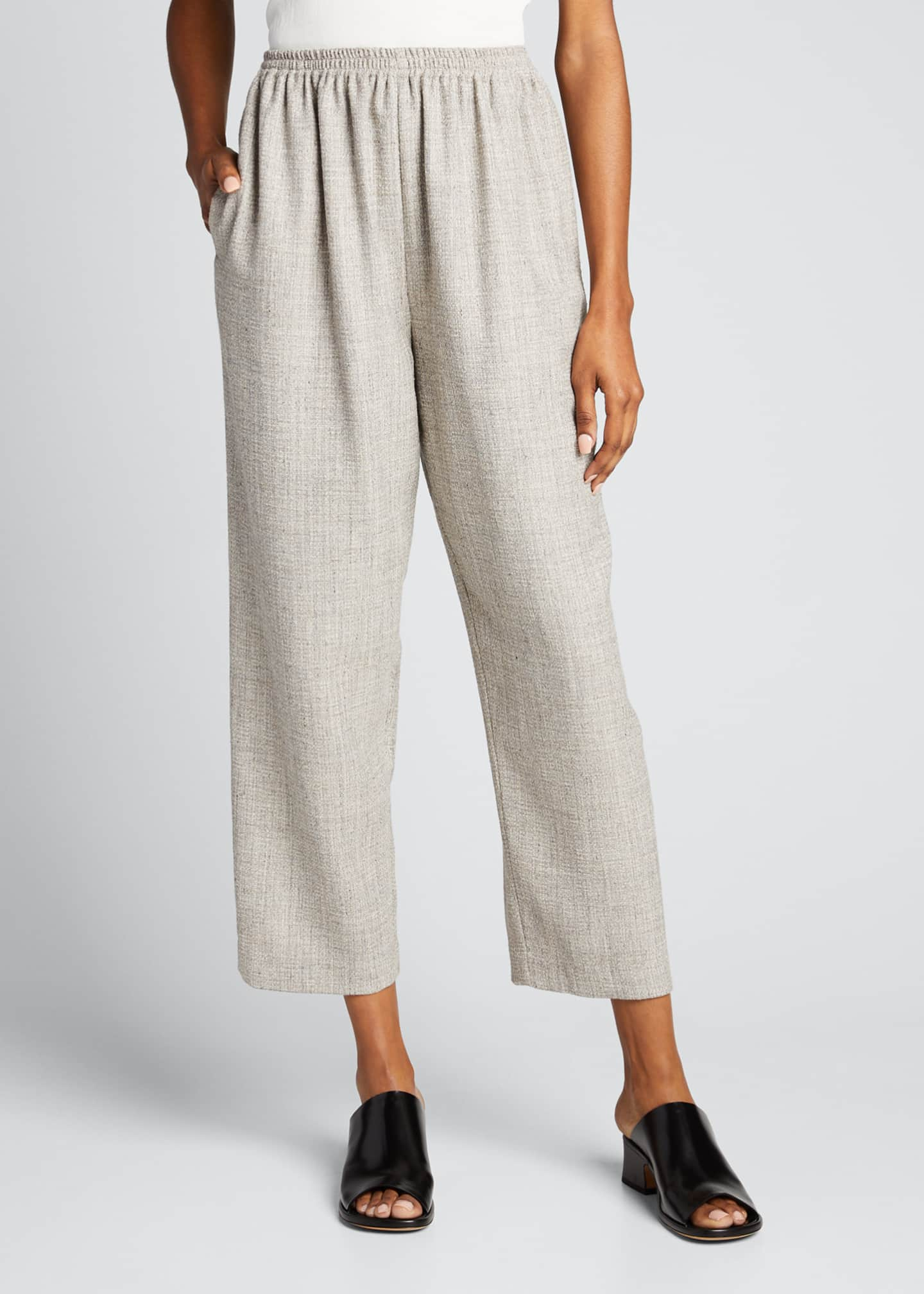 Image 3 of 5: Japanese Wool Trousers