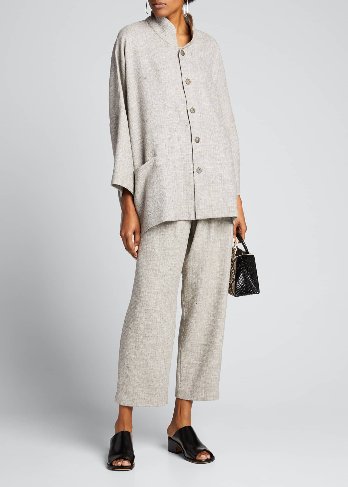 Image 1 of 5: Japanese Wool Trousers