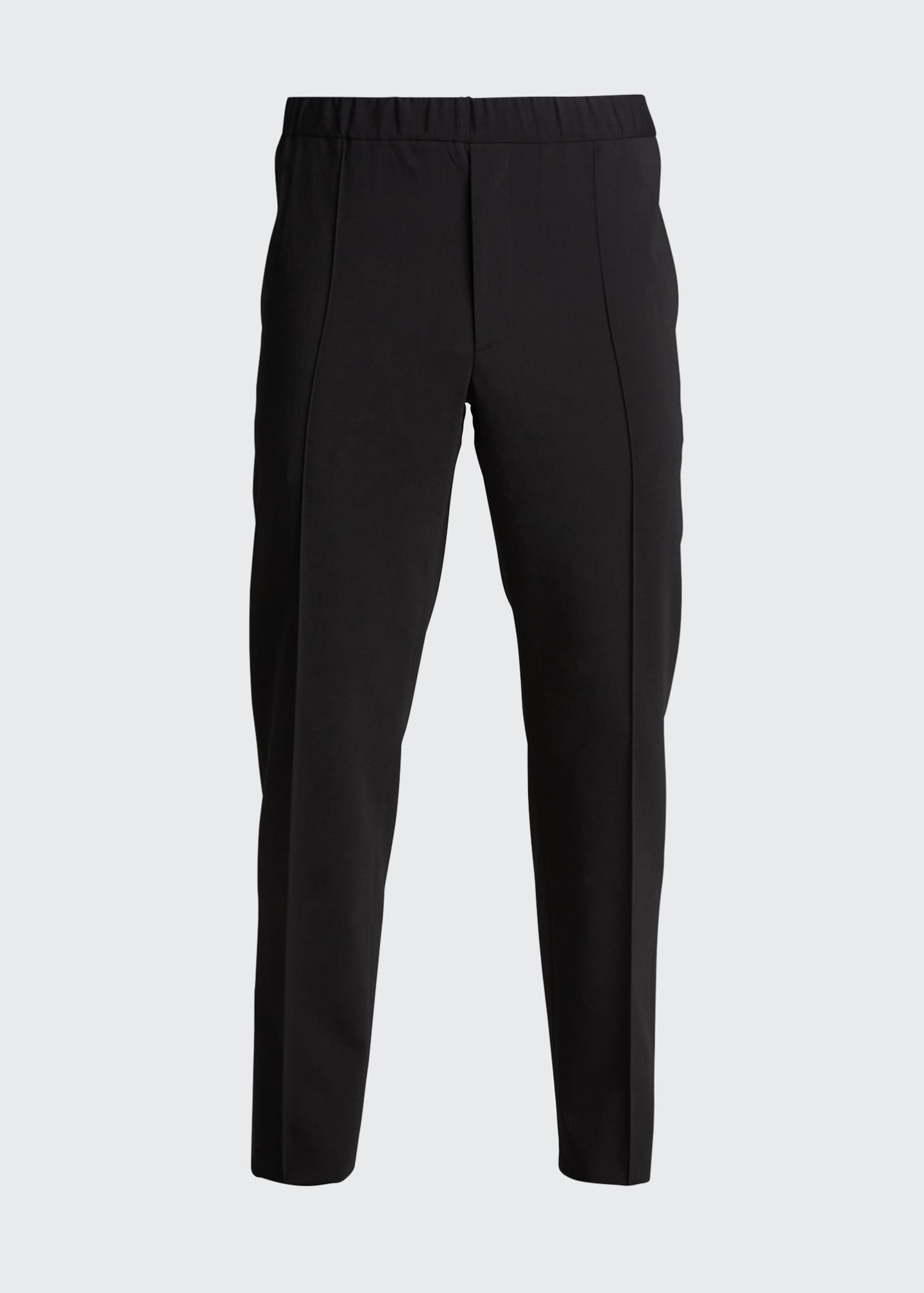 Image 5 of 5: Men's Crushed Suiting Pull-On Pants