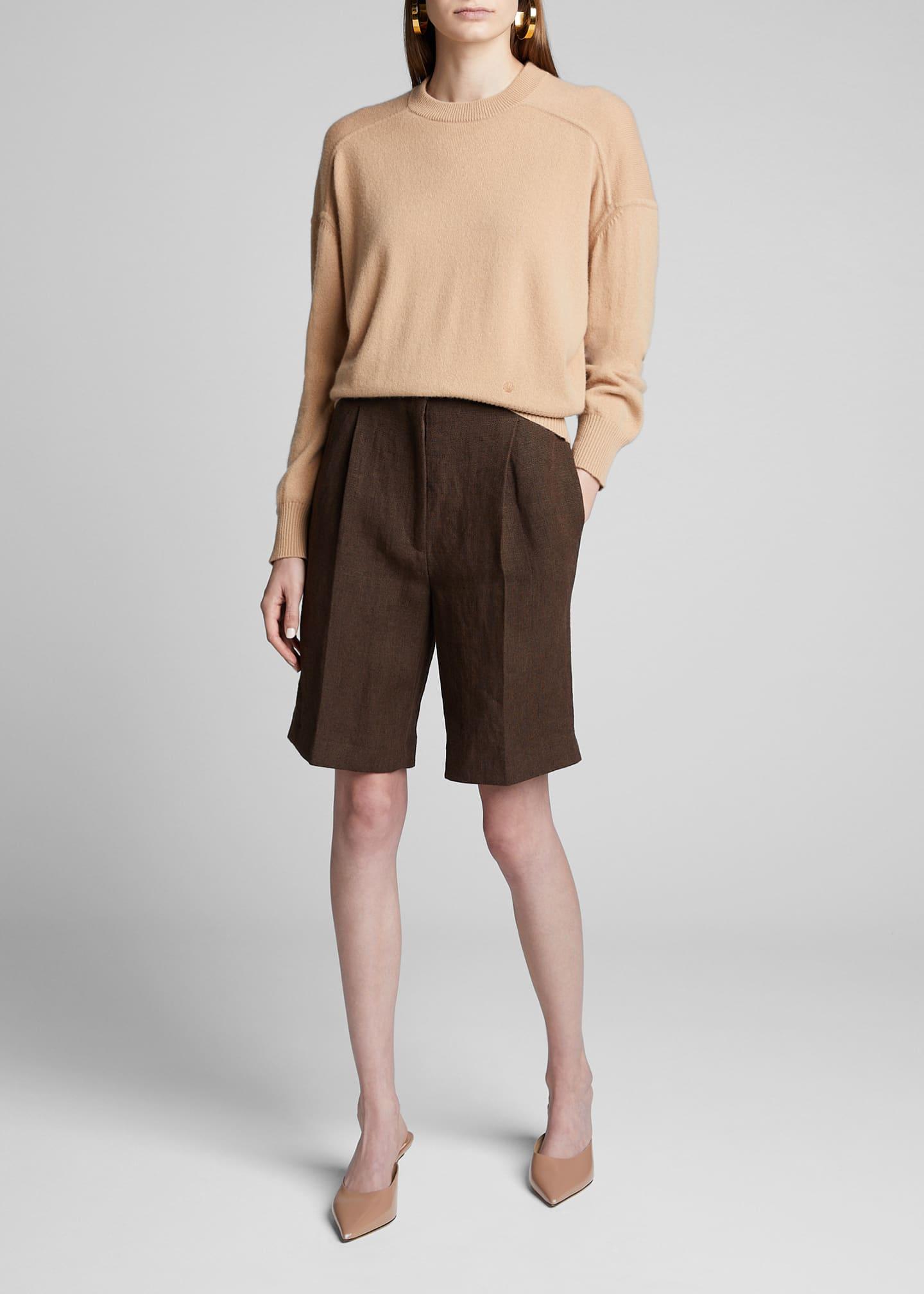 Loulou Studio Arutua Cashmere Boyfriend Sweater