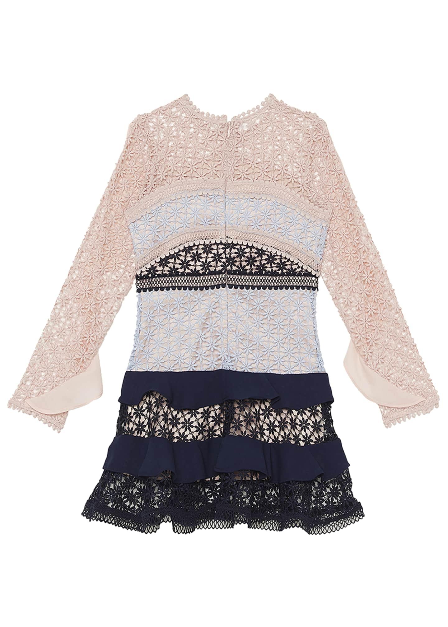 Bardot Junior Arabella Lace Dress, Size 7-16