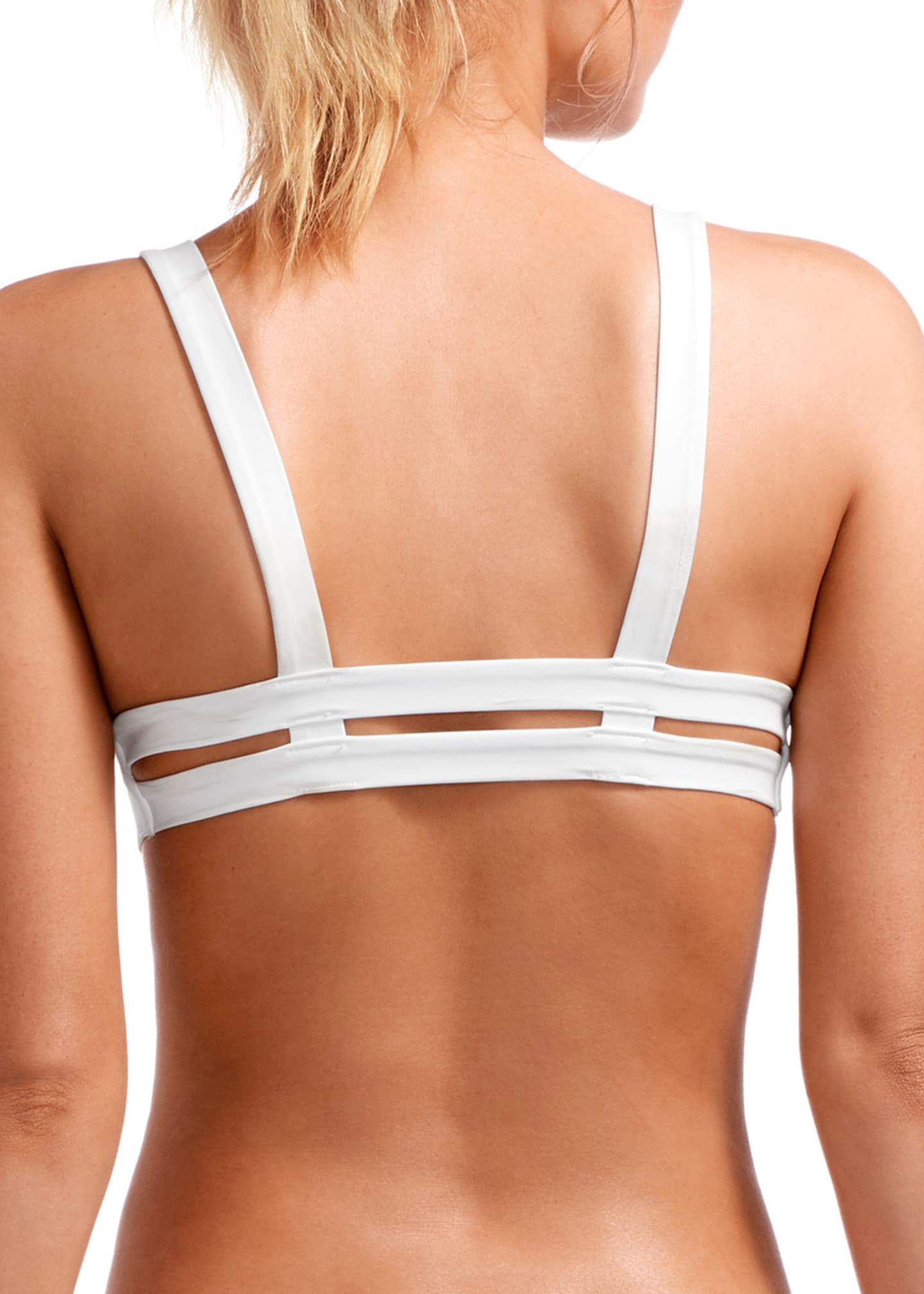 Image 2 of 3: Neutra Triangle Bralette Bikini Top