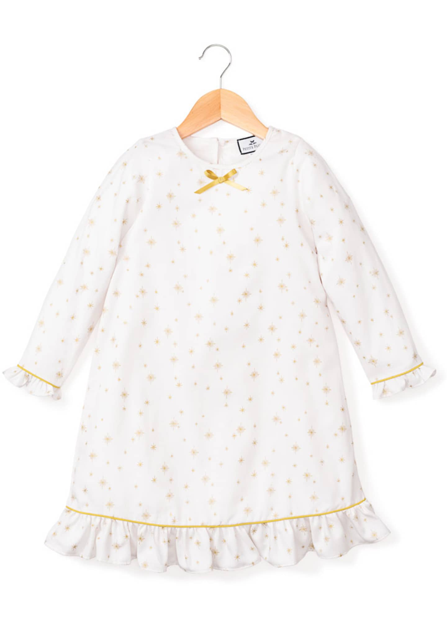 Image 1 of 1: Catherine Gilded Celebration Nightgown, Size 6M-14