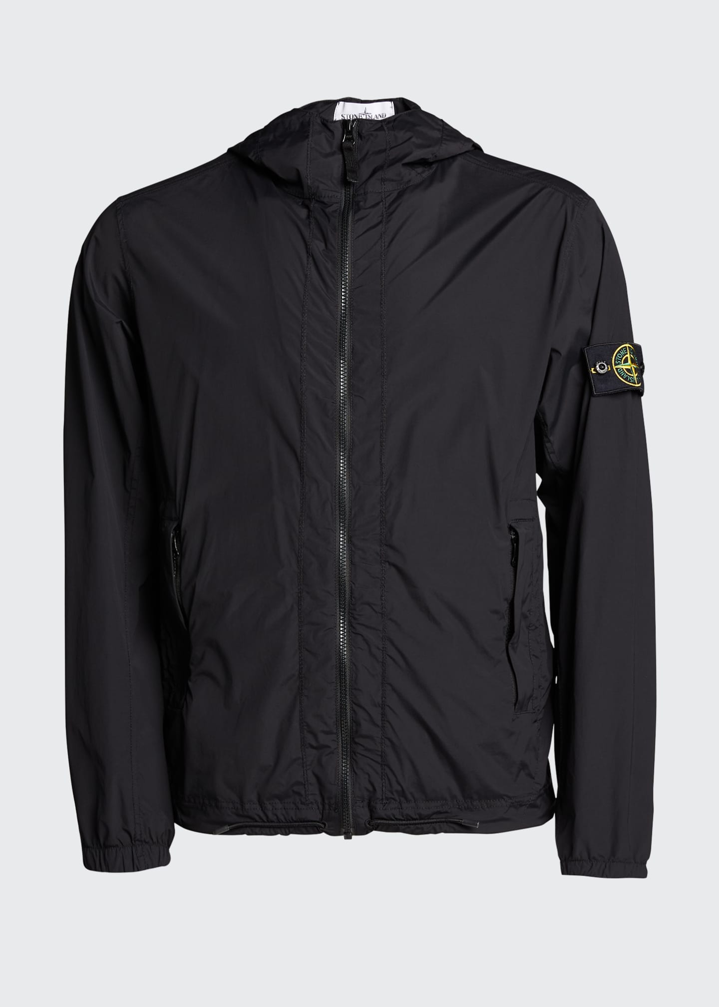 Image 1 of 1: Men's Packable Hooded Jacket
