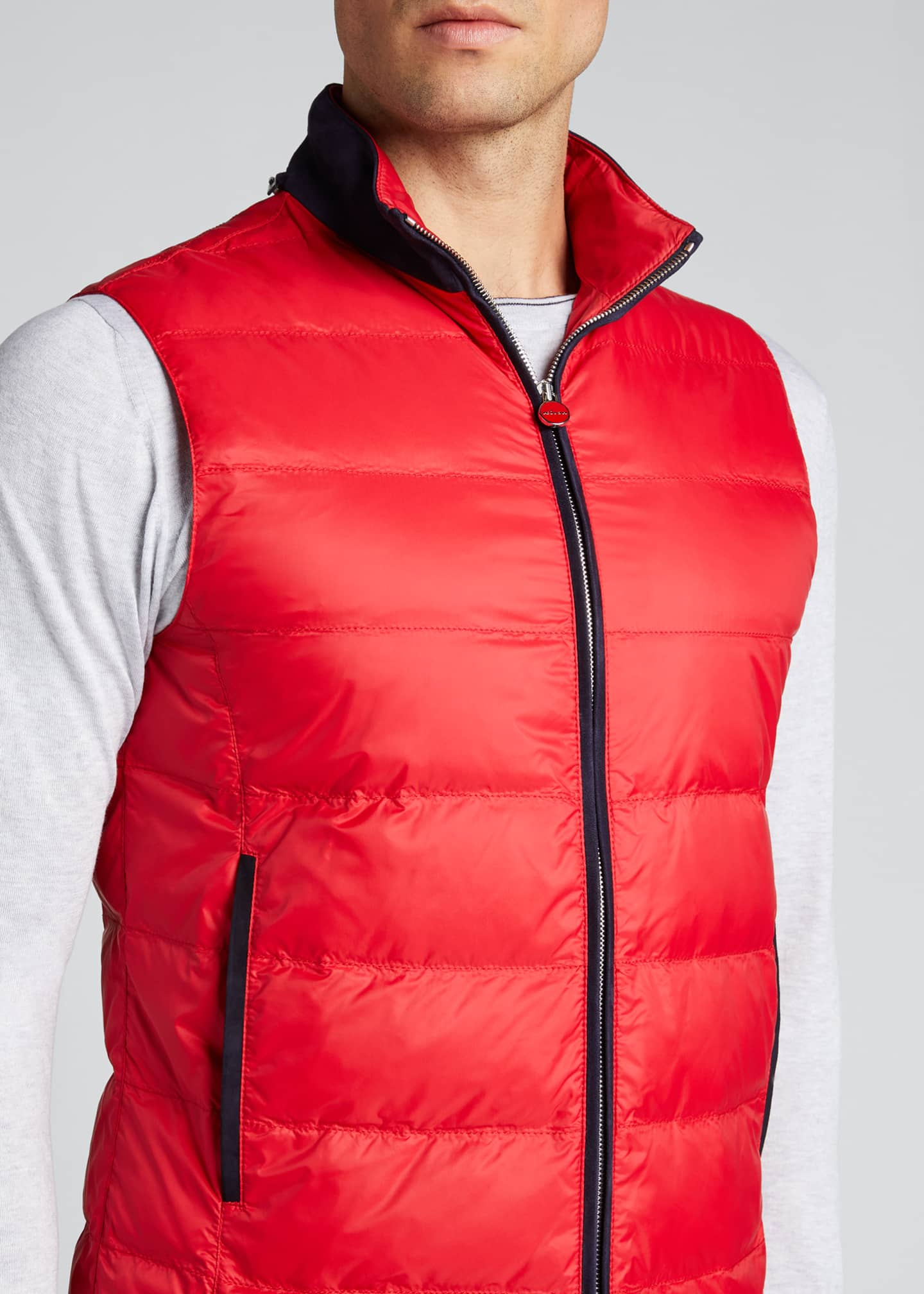 Image 4 of 4: Men's Tech Jacket w/ Removable Vest