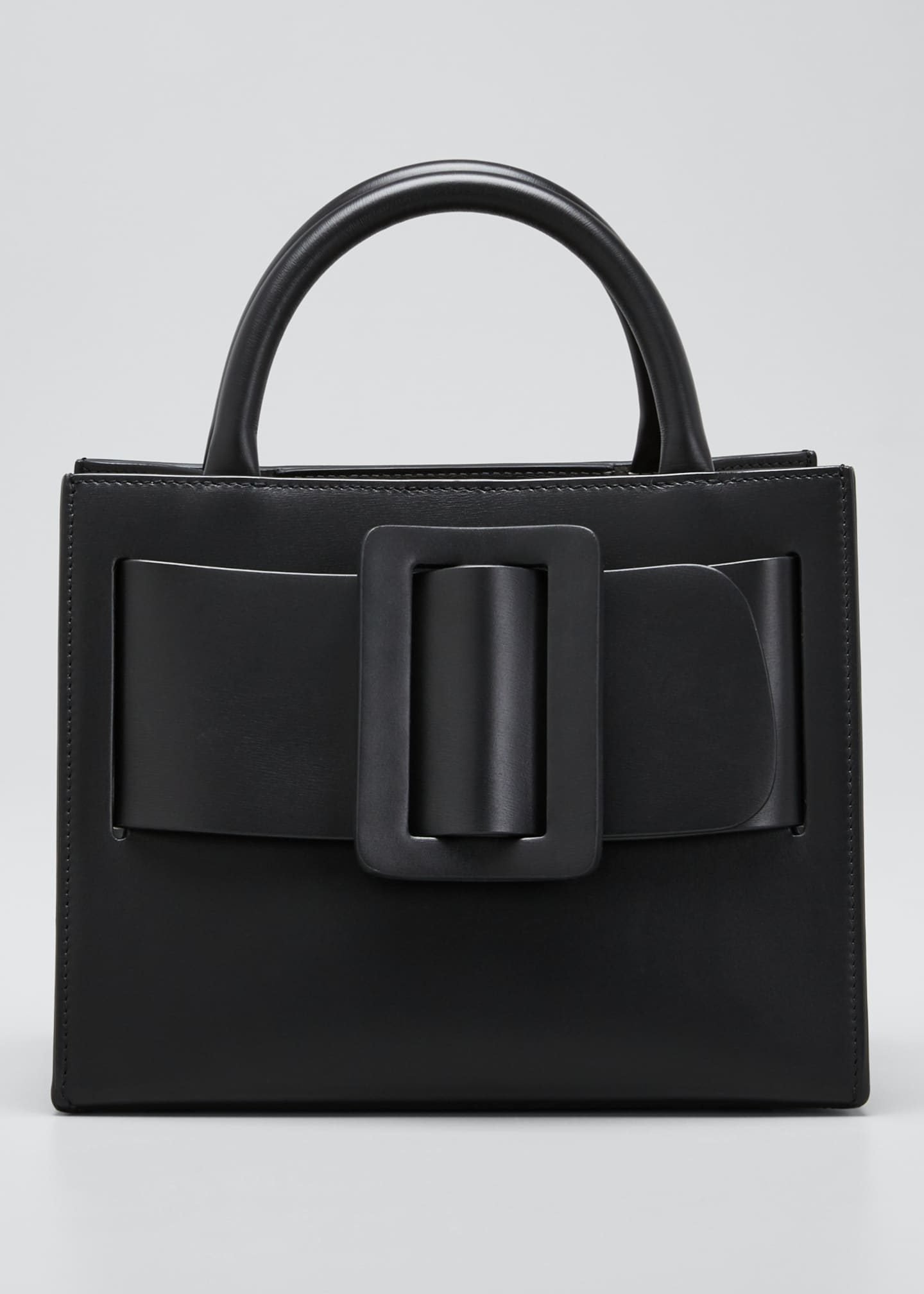 Boyy Bobby 23 Mini Smooth Top Handle Bag