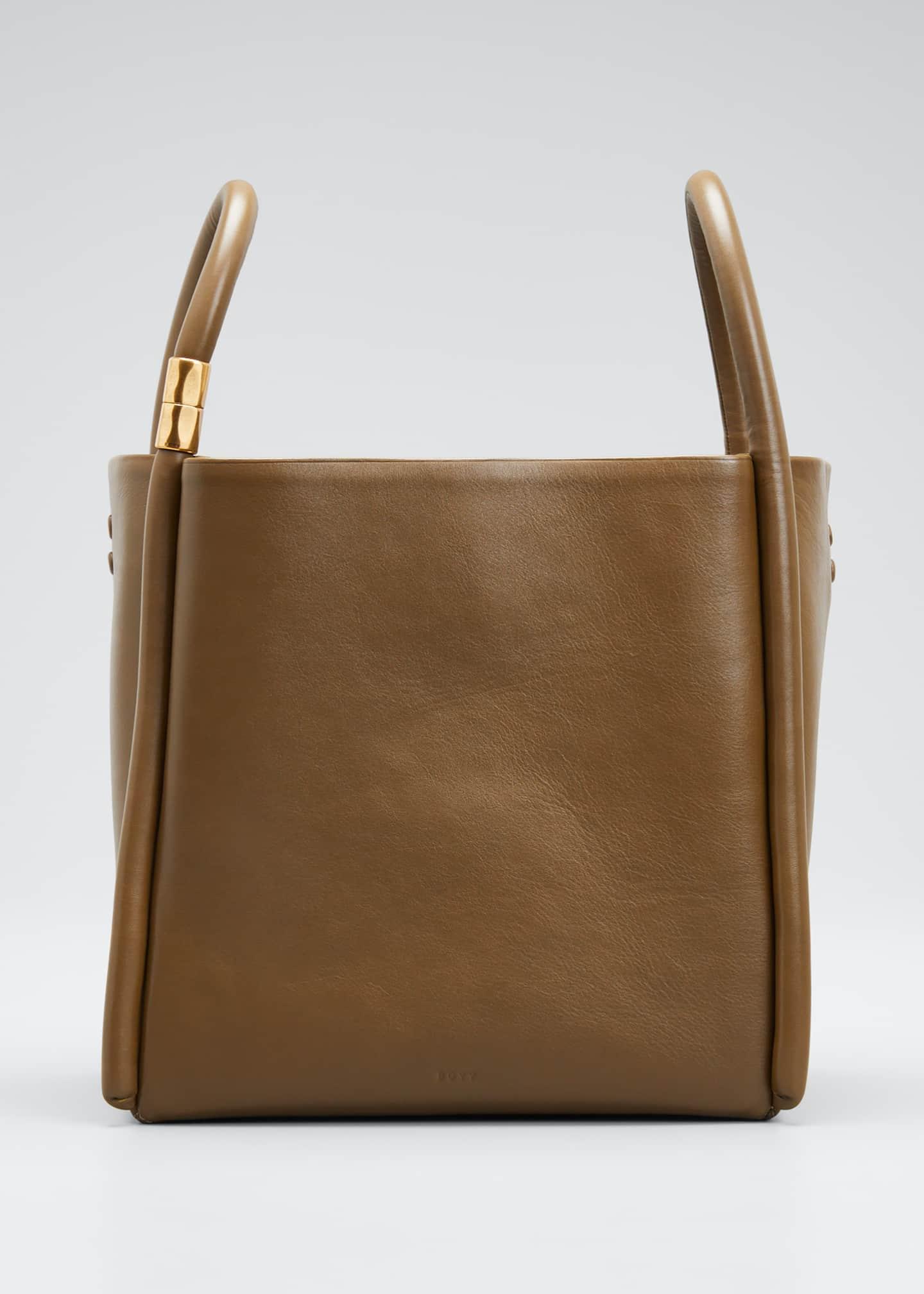 Boyy Lotus 28 Satchel Tote Bag