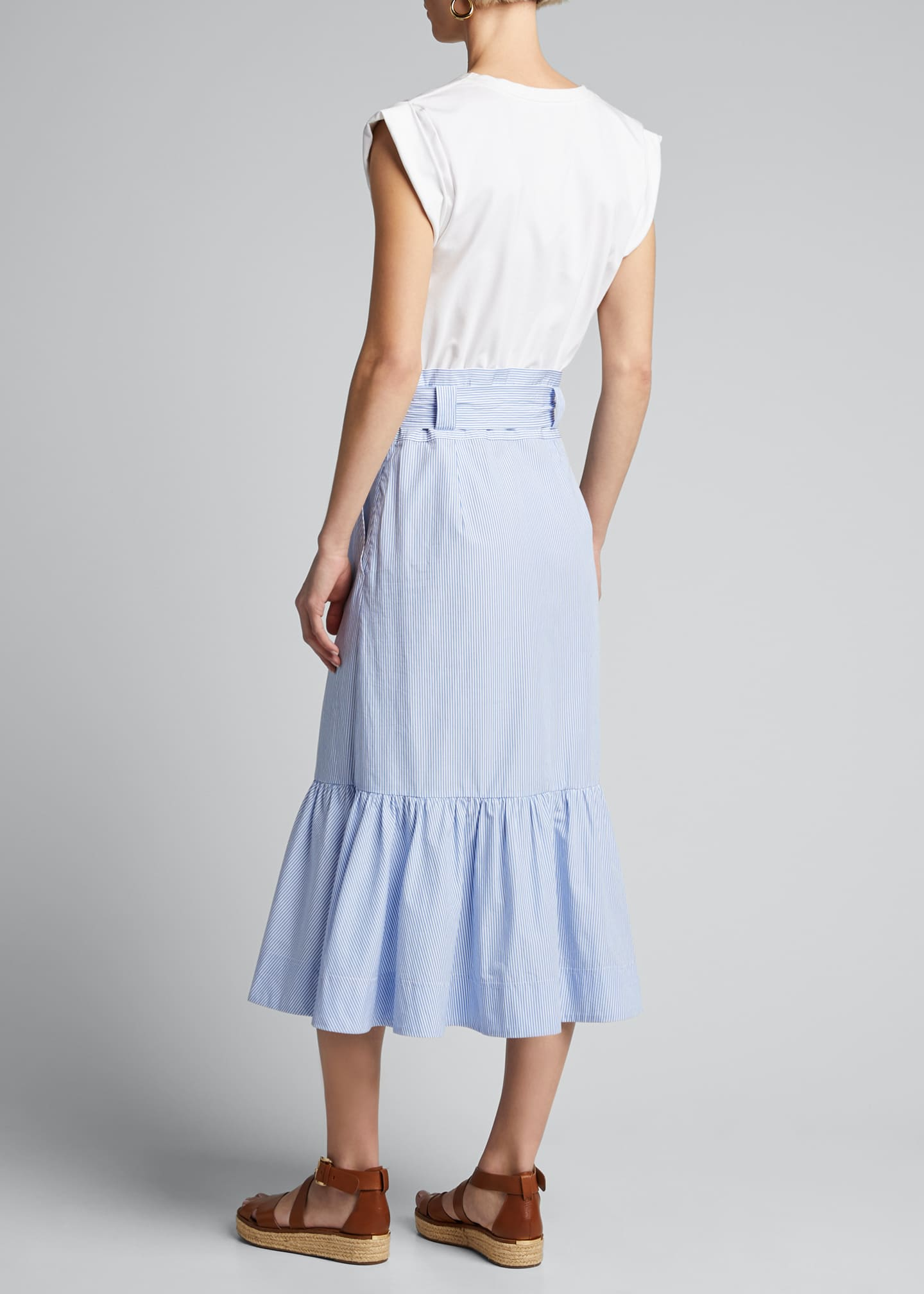 Image 2 of 5: Capri Combo Midi Dress