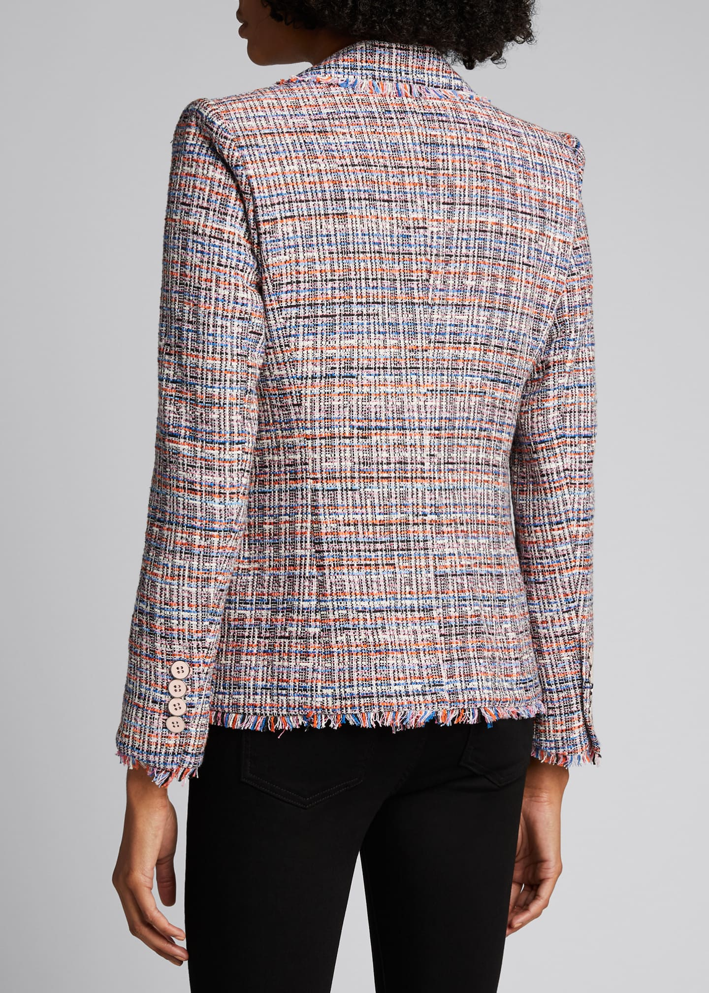 Image 2 of 3: Theron Tweed Jacket