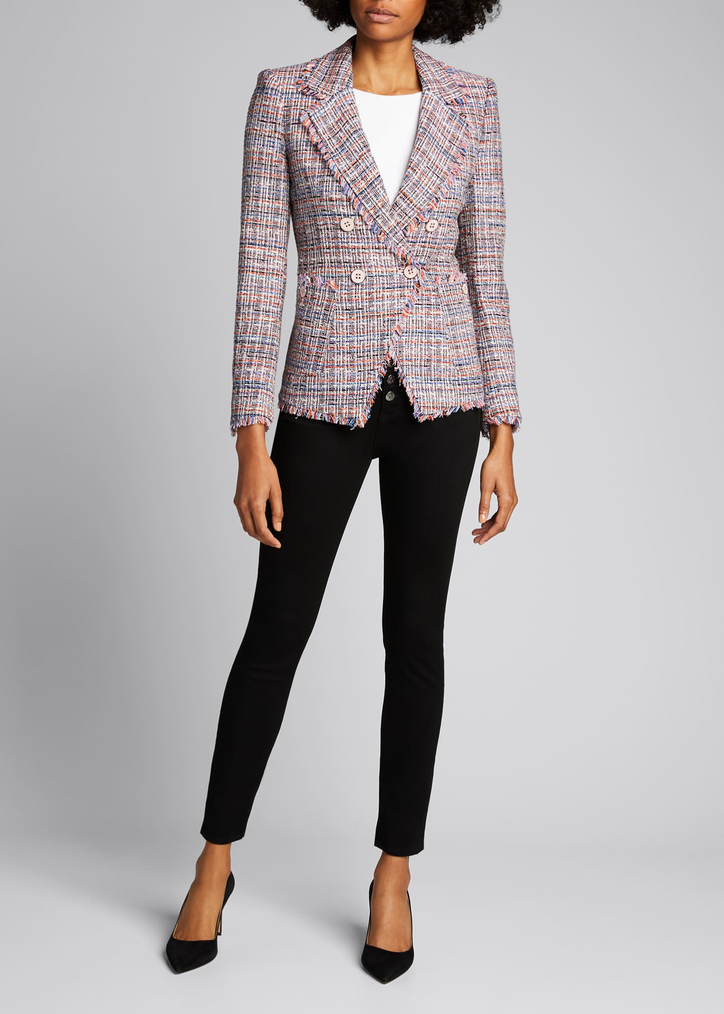 Image 1 of 3: Theron Tweed Jacket