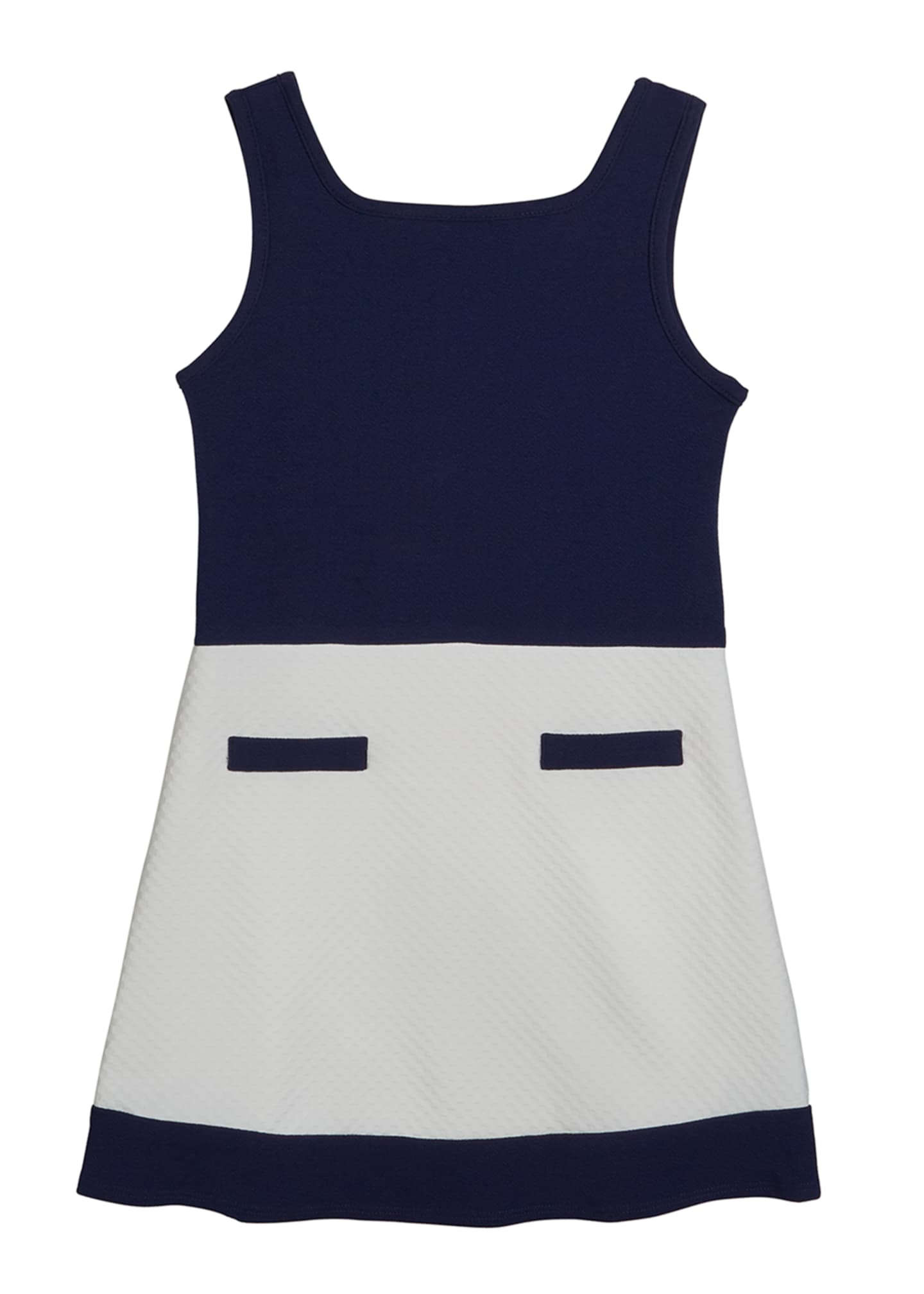 Sally Miller The Coco Colorblock Sleeveless Dress, Size
