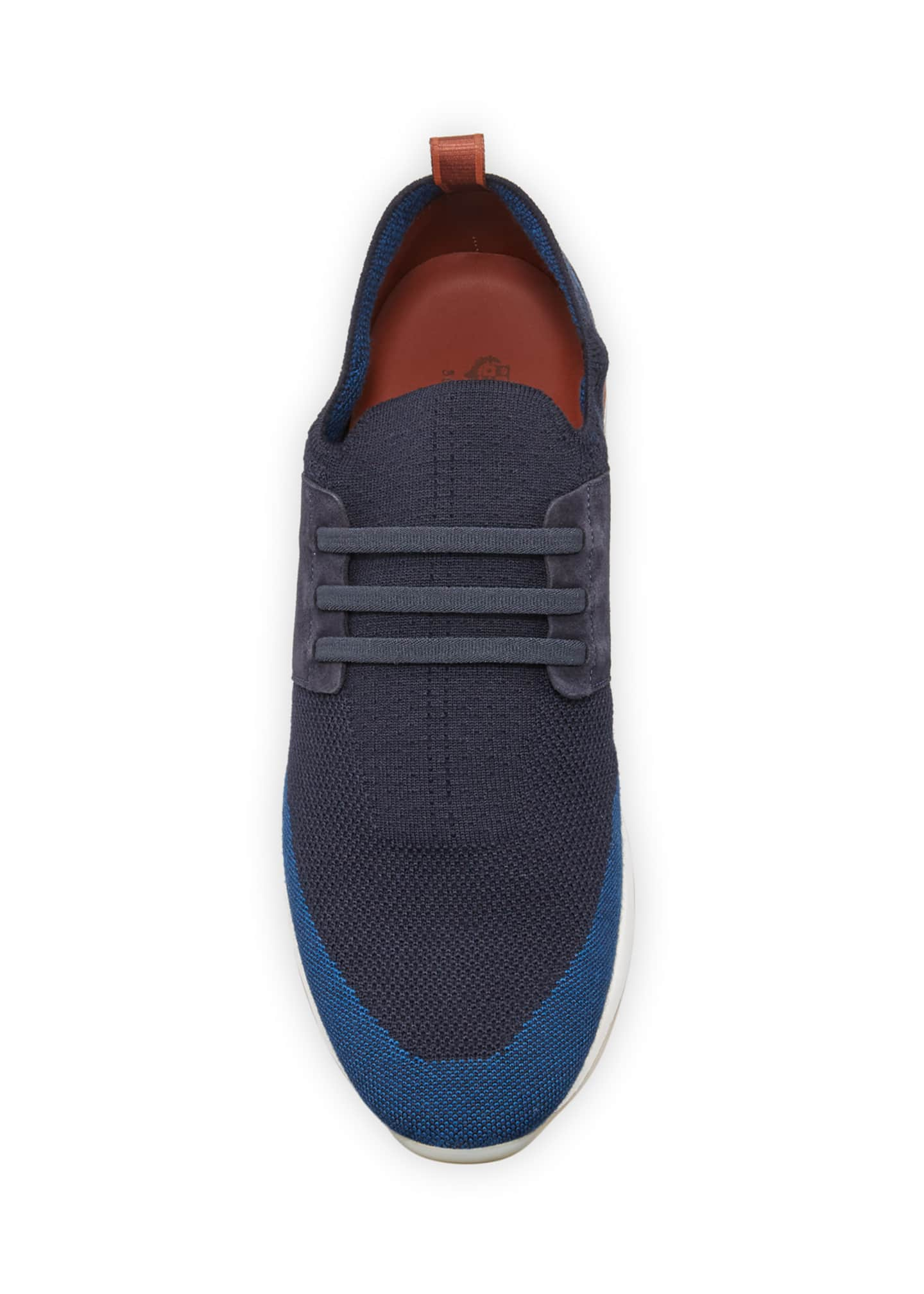 Image 2 of 4: Men's 360 Flexy Walk Knit Sneakers