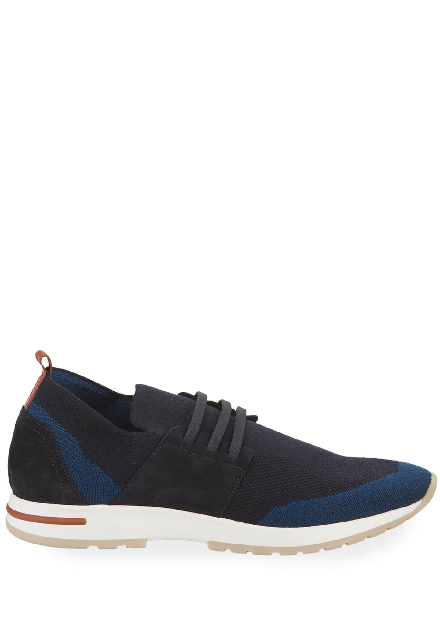 Image 3 of 4: Men's 360 Flexy Walk Knit Sneakers