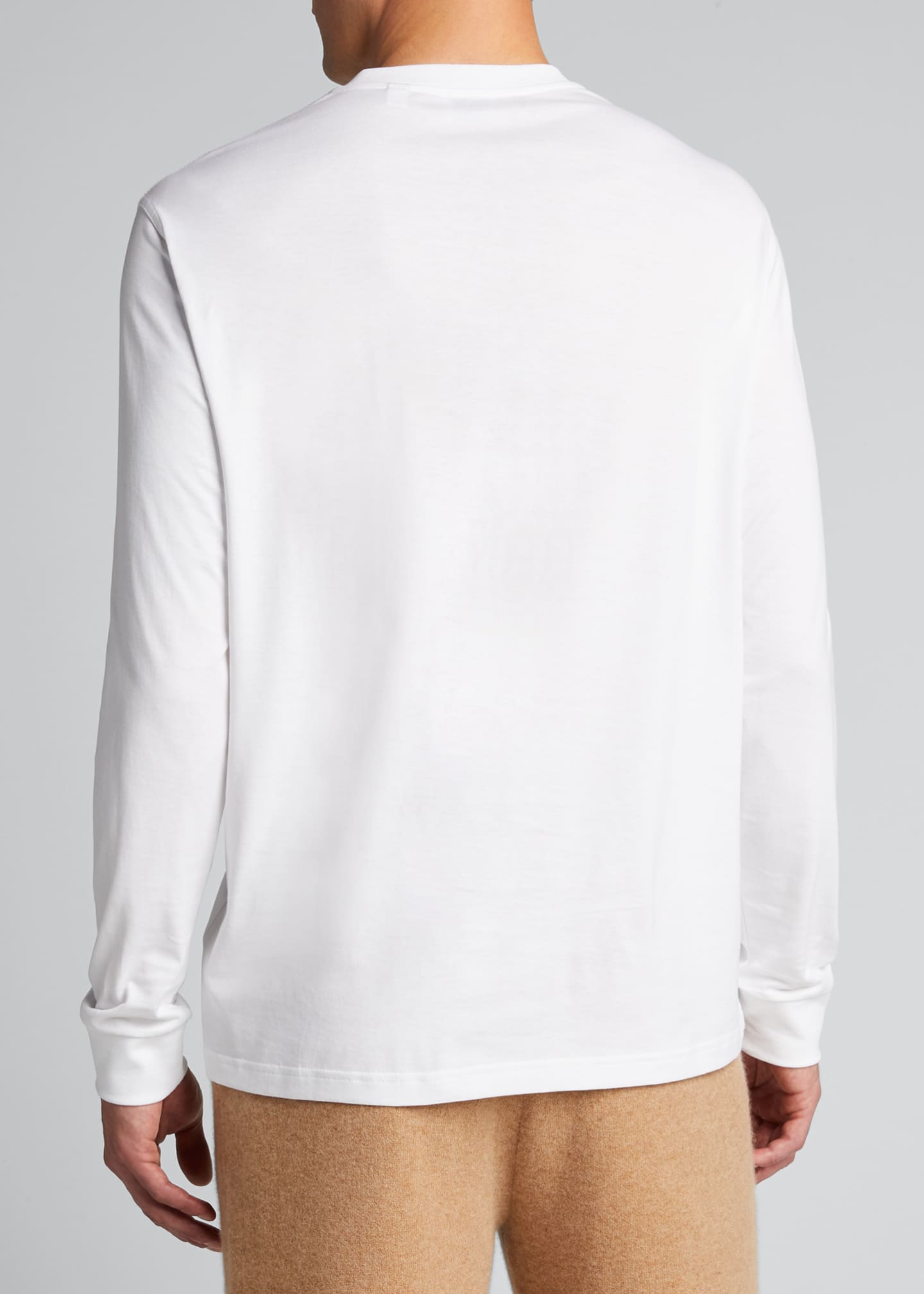 Image 2 of 5: Men's Atherton TB Long-Sleeve Shirt
