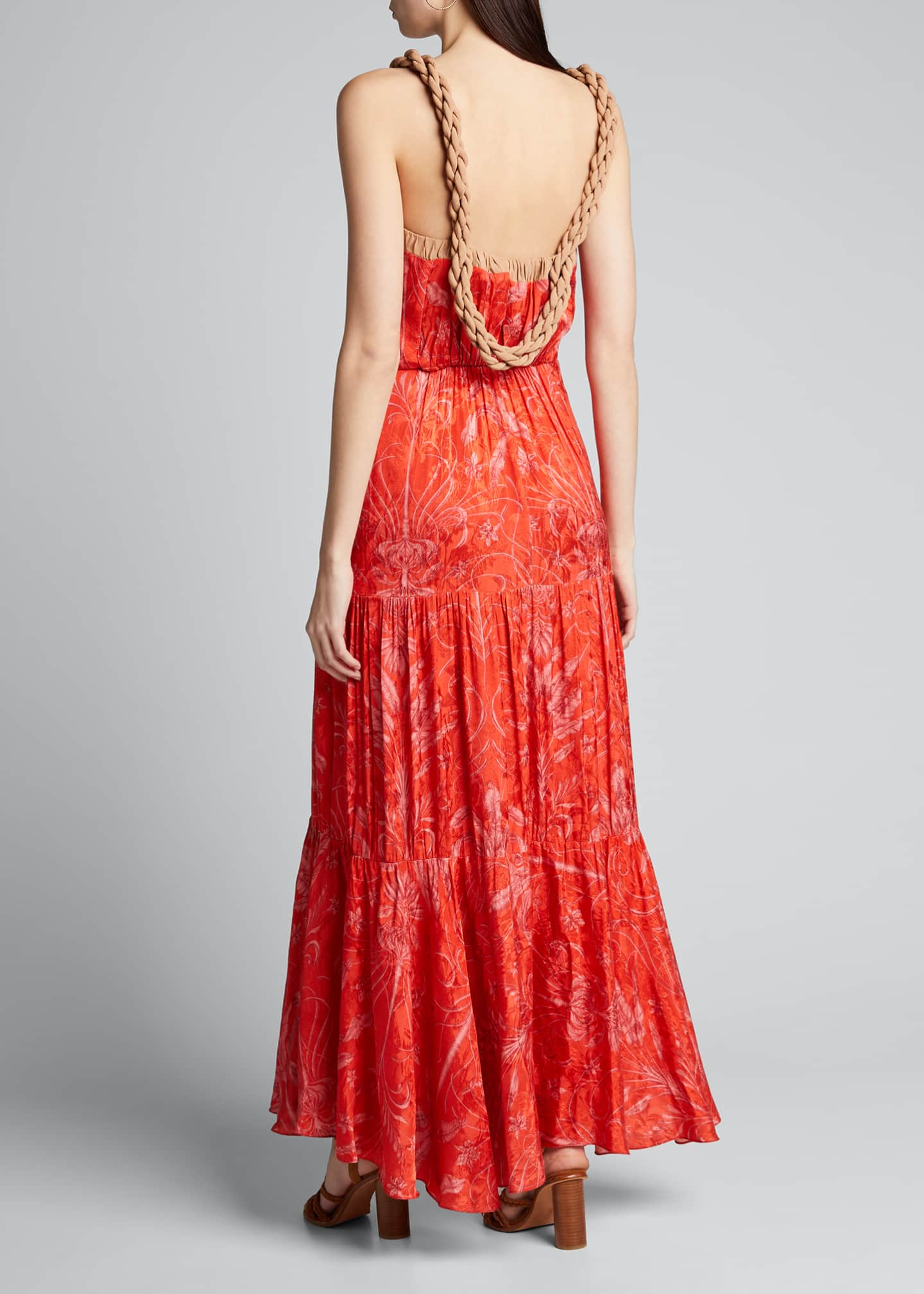 Image 2 of 5: Uncertainty Principles Dress