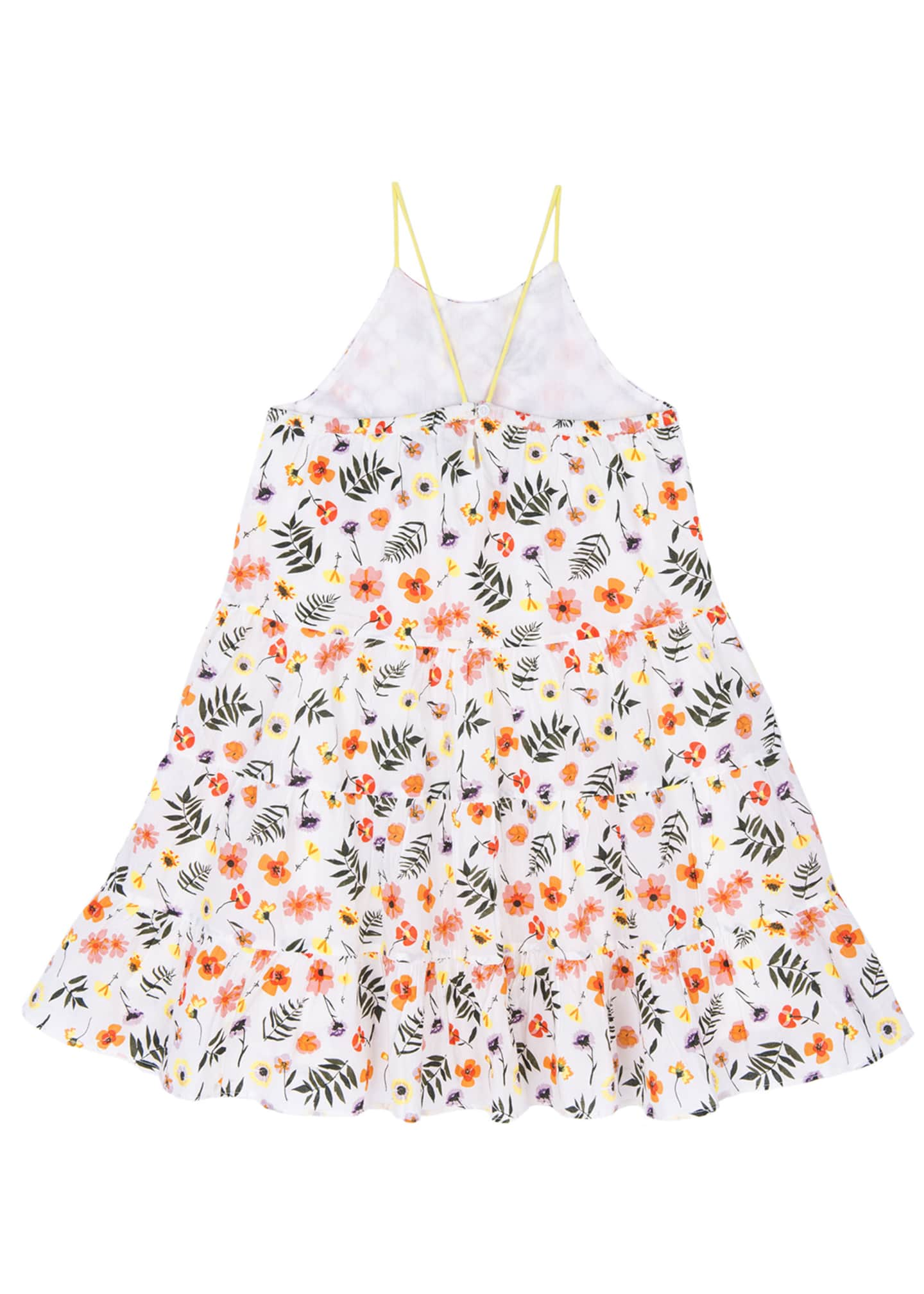 Image 3 of 3: Lara Floral Sun Dress, Size 4-6
