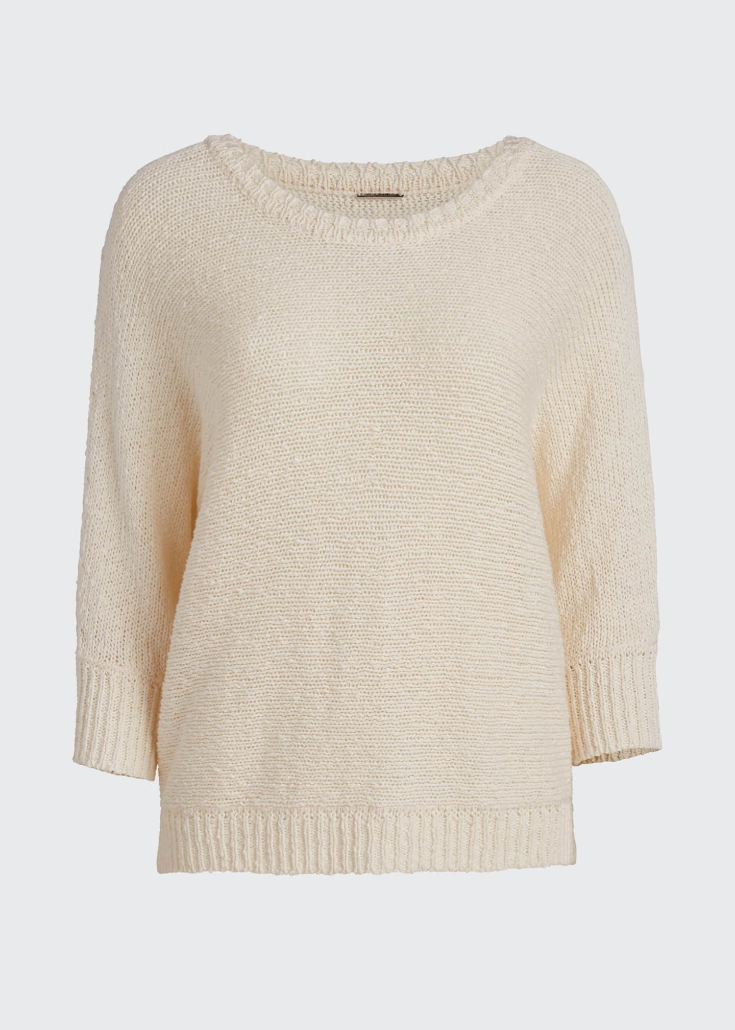 Image 5 of 5: Monroe Cotton/Hemp Sweater