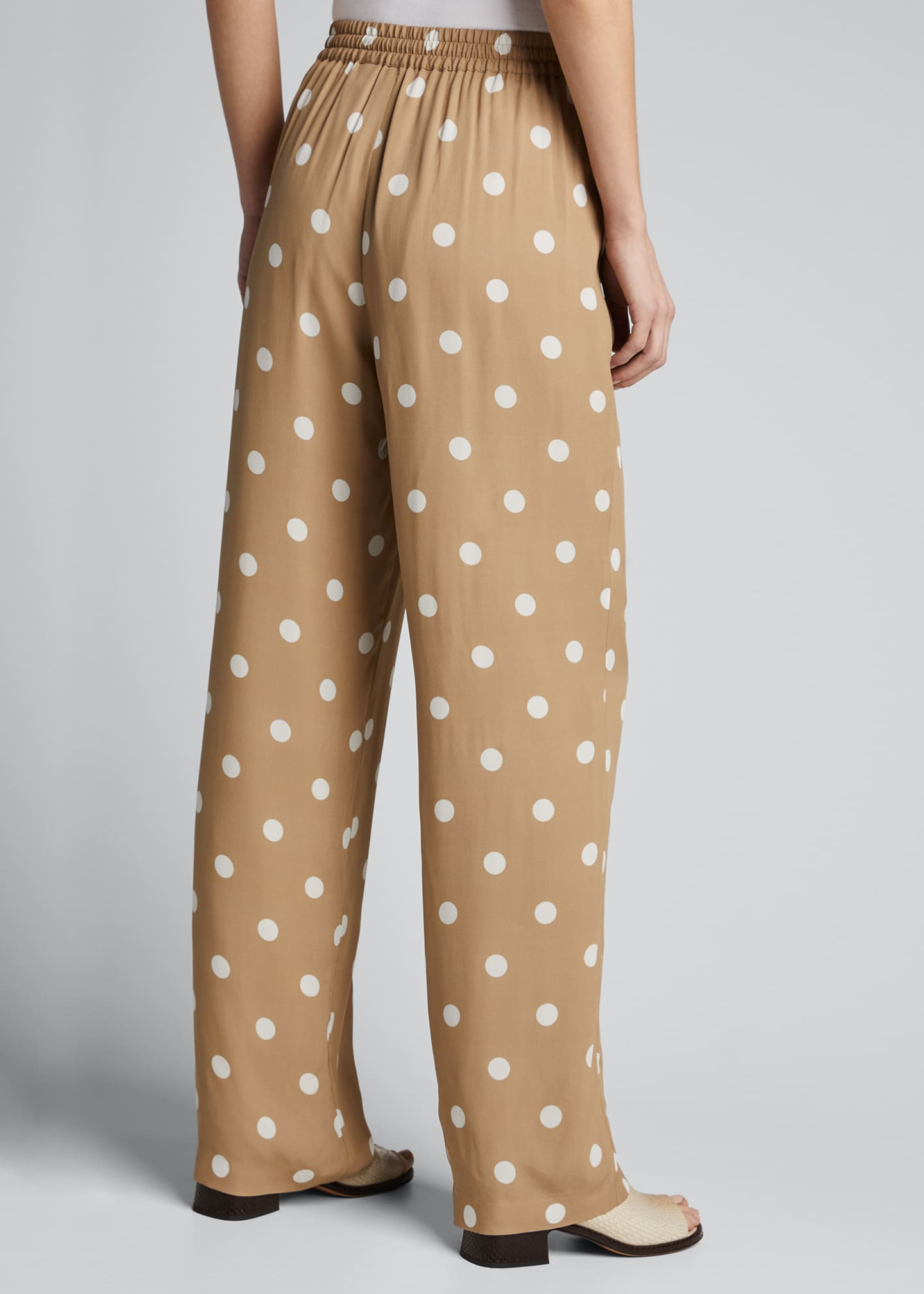 Image 2 of 5: Zuma Dot-Print Pants
