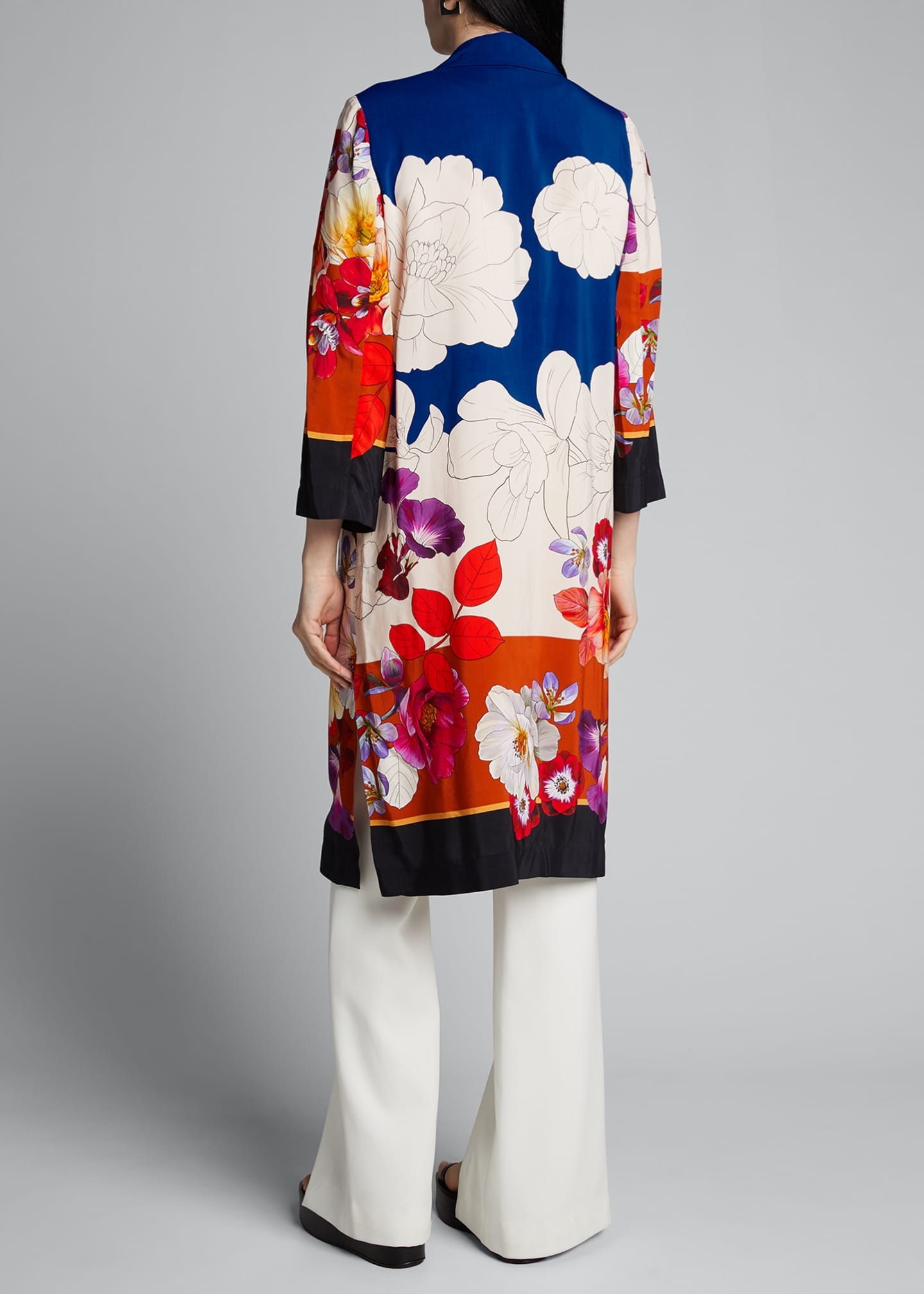 Image 2 of 5: Estee Floral Print Topper Jacket