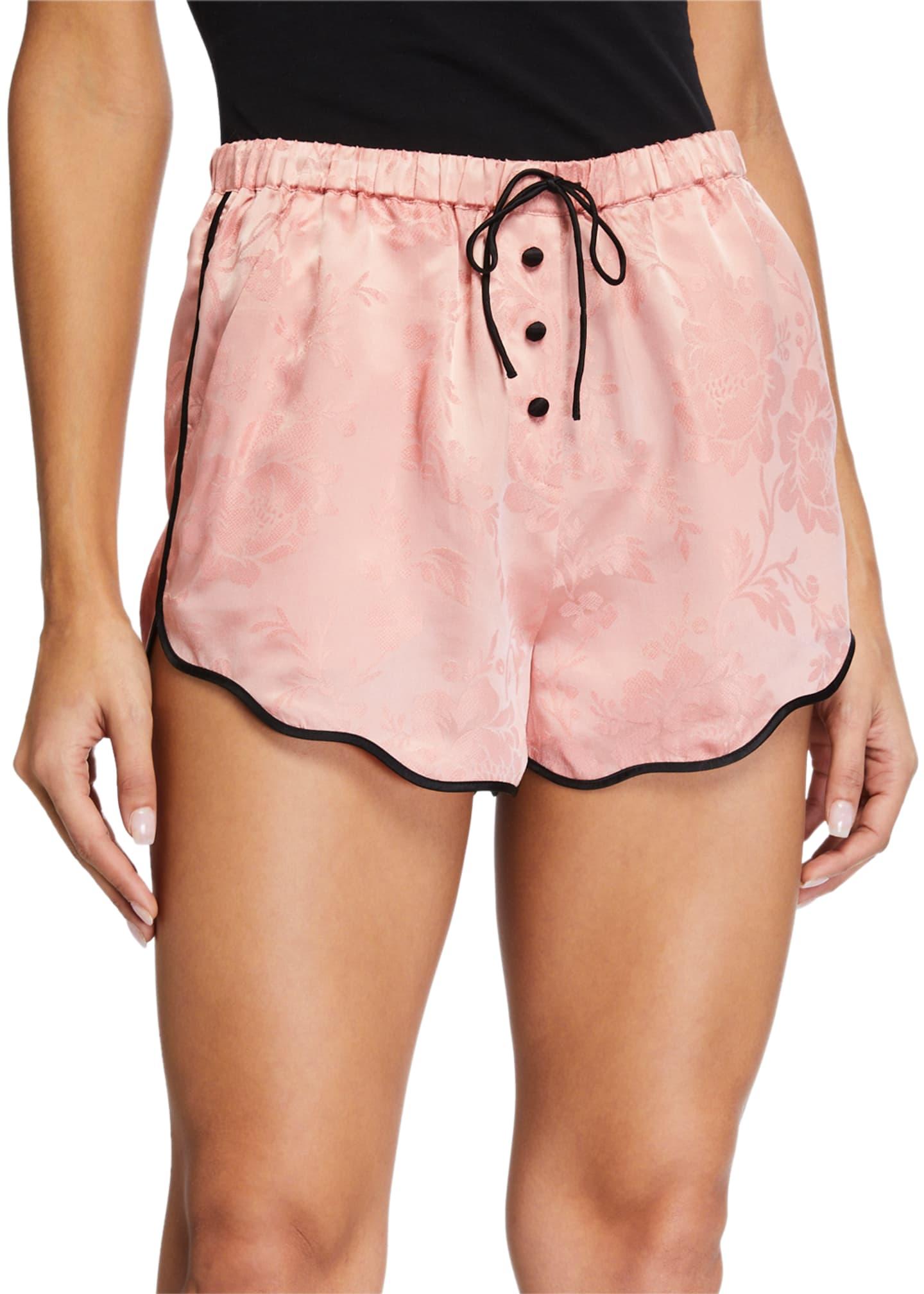 Morgan Lane Tally Pajama Shorts