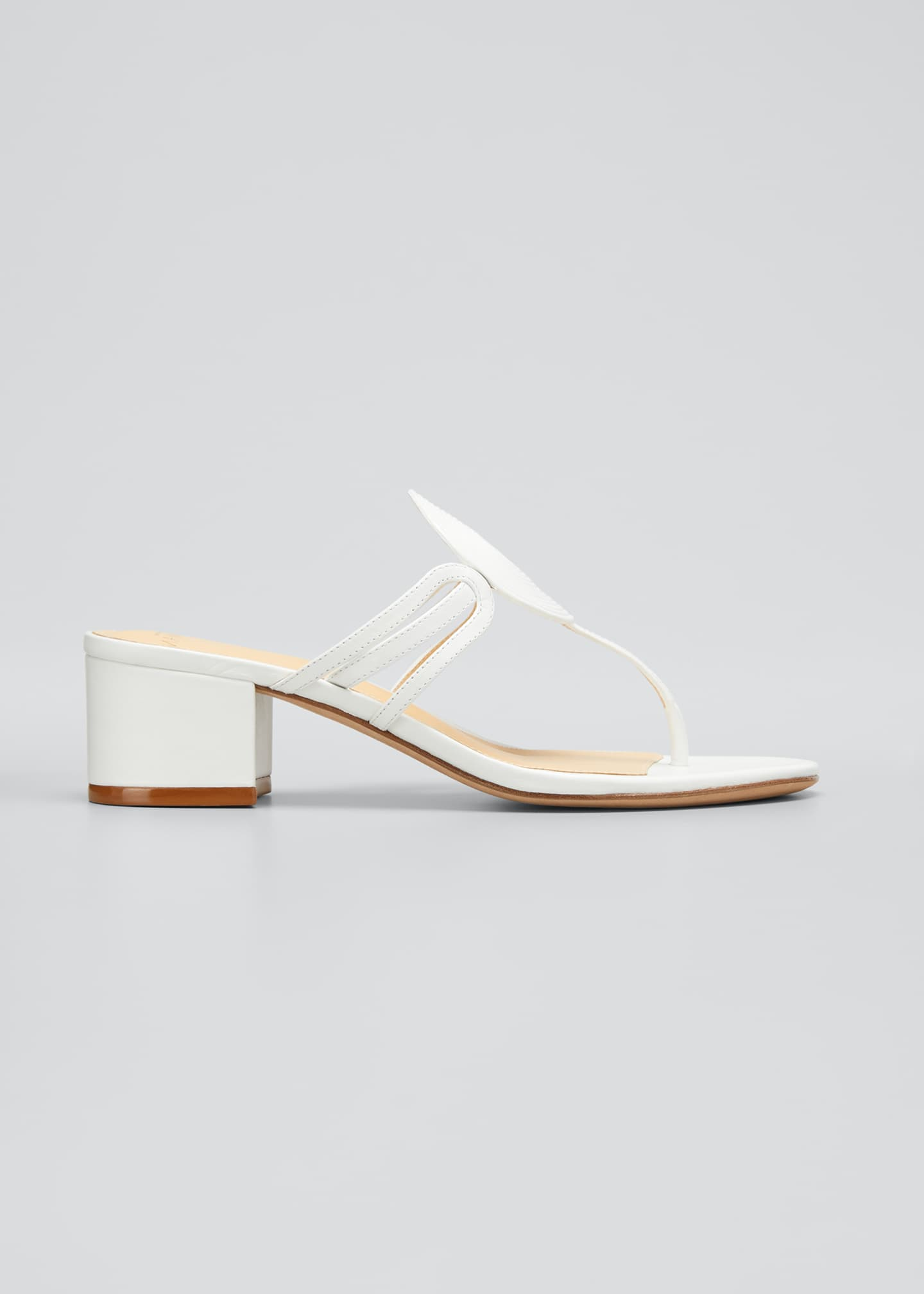 Image 1 of 3: Dee Dee Thong Mule Sandals