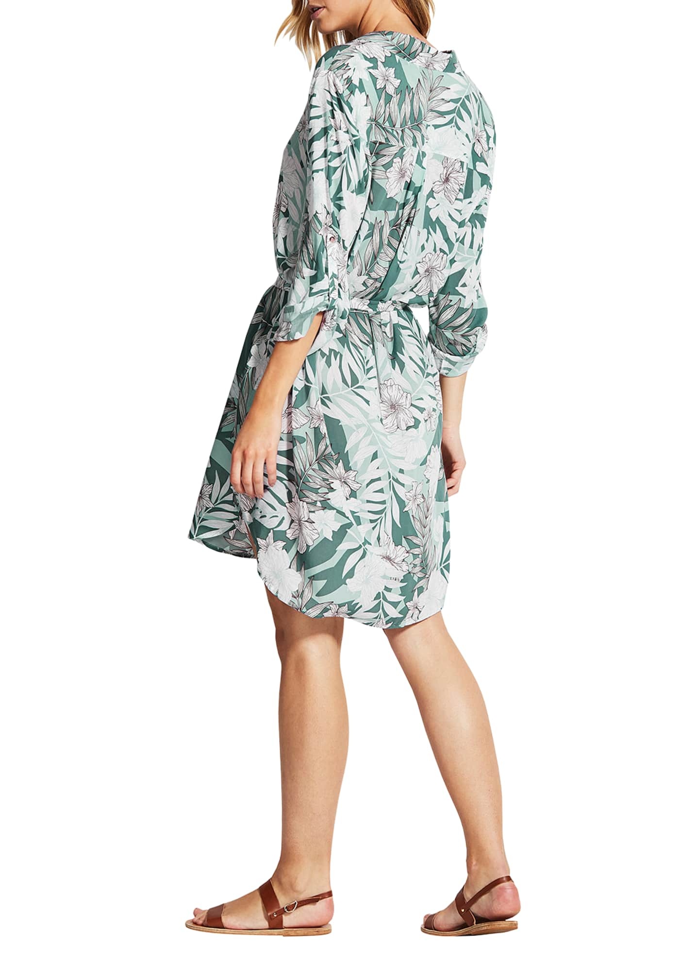 Image 3 of 3: Copacabana Shirt Dress
