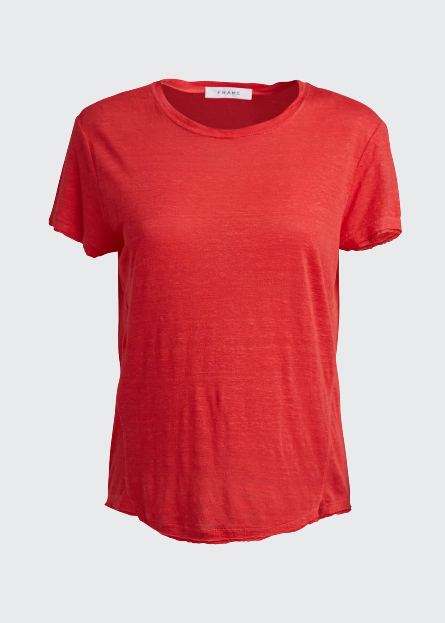 Image 5 of 5: Easy True Organic Linen Tee