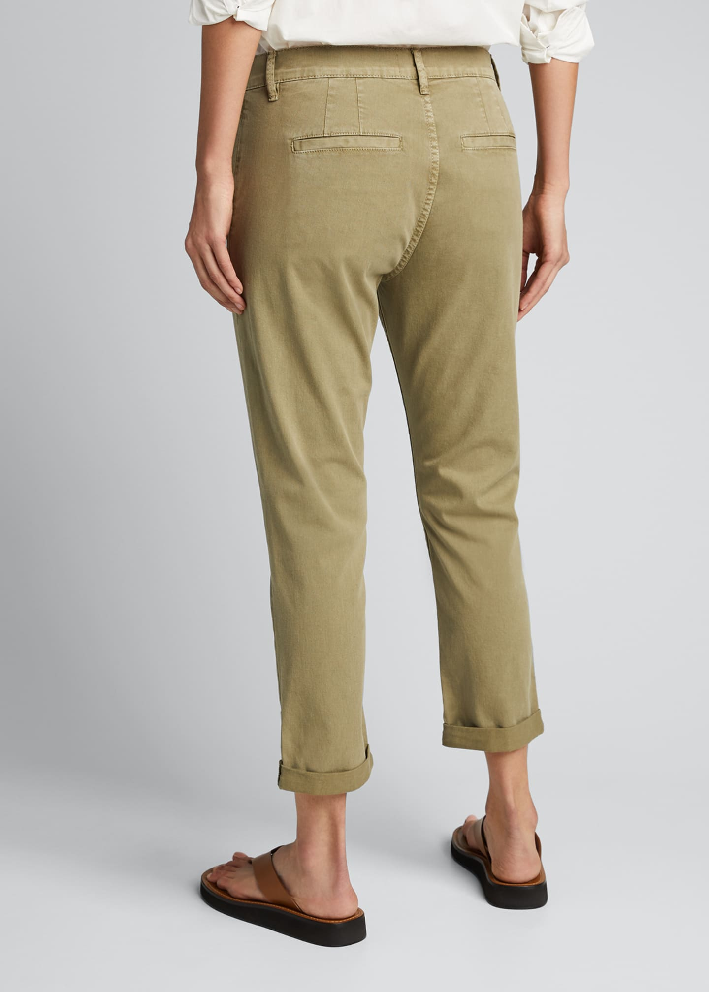 Image 2 of 5: Le Beau Cropped Chino