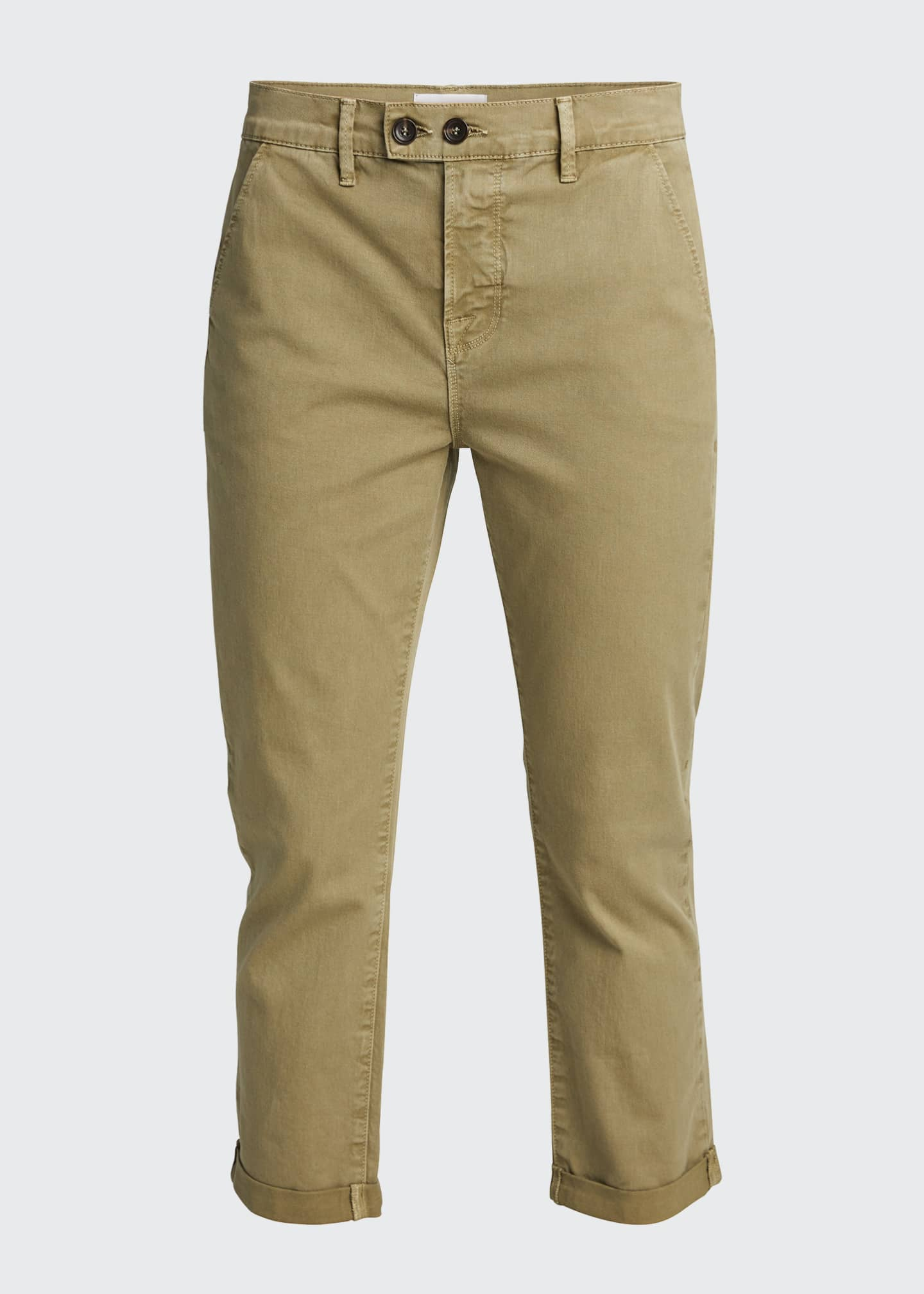 Image 5 of 5: Le Beau Cropped Chino