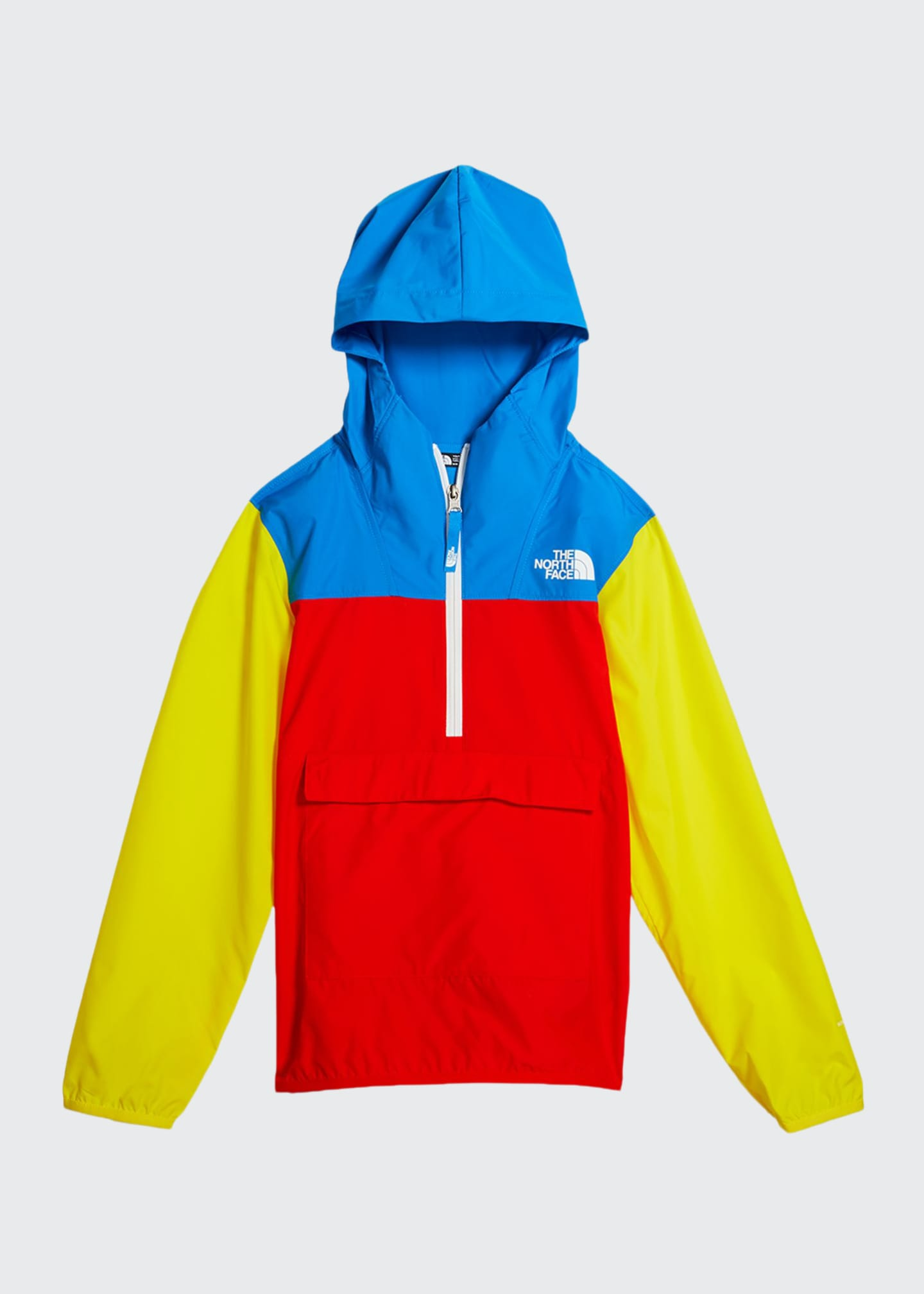 The North Face Boy's Colorblock 1/2-Zip Pullover Wind