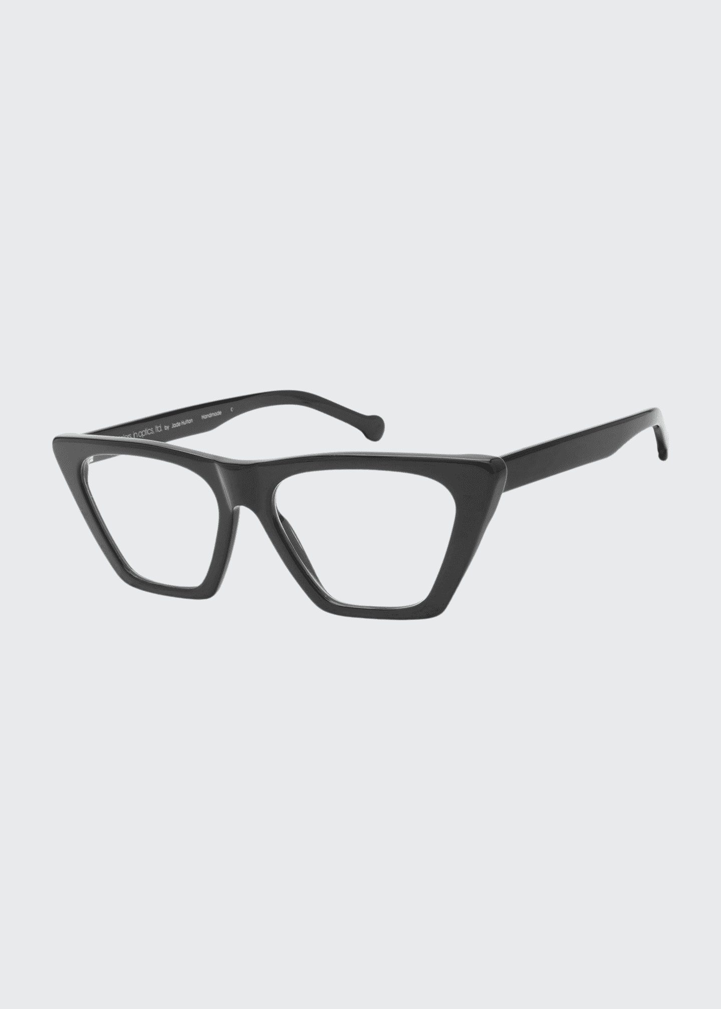 Image 1 of 1: Cat-Eye Blue Light Reading Glasses