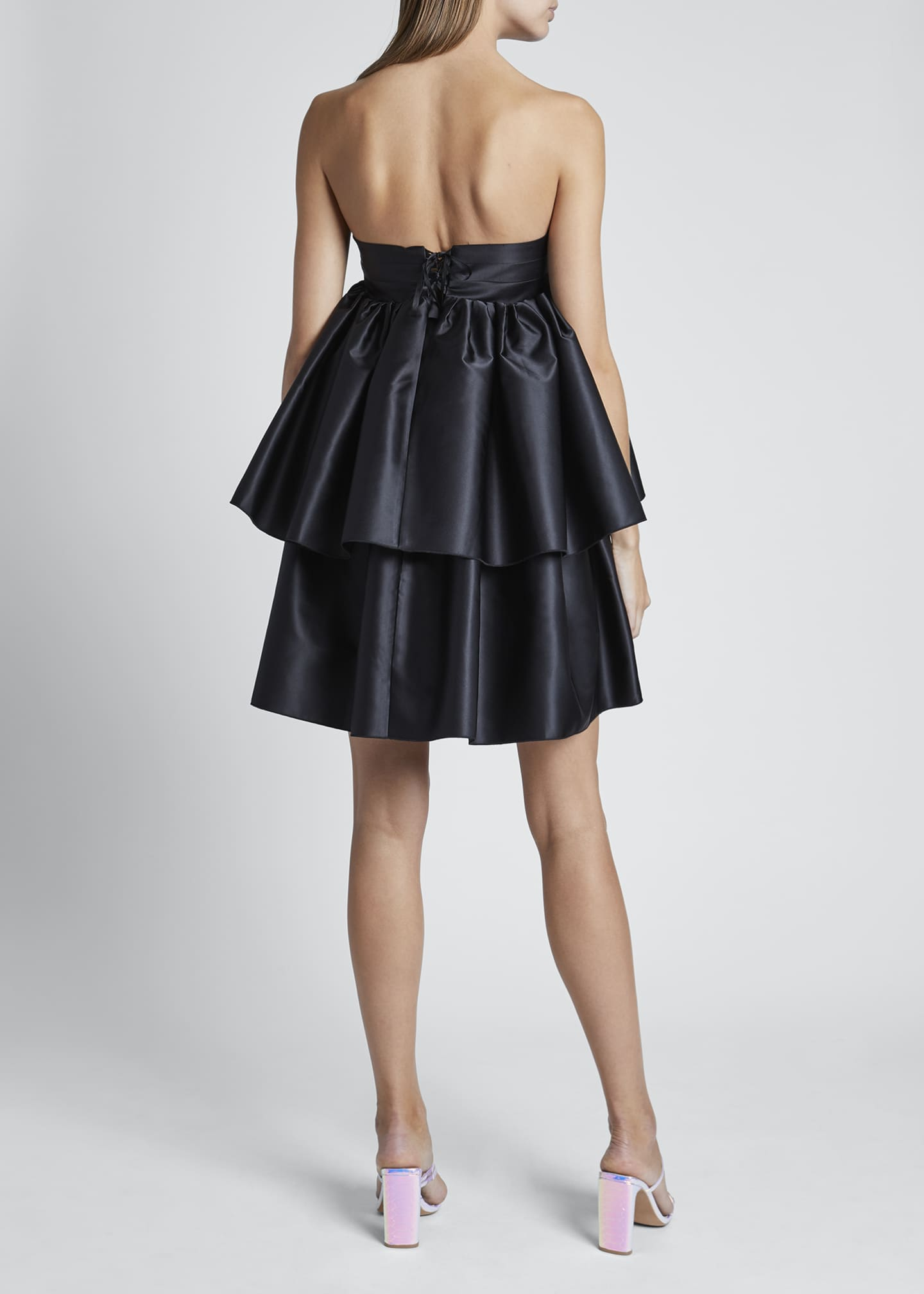 Image 2 of 5: Carmina Strapless Dress