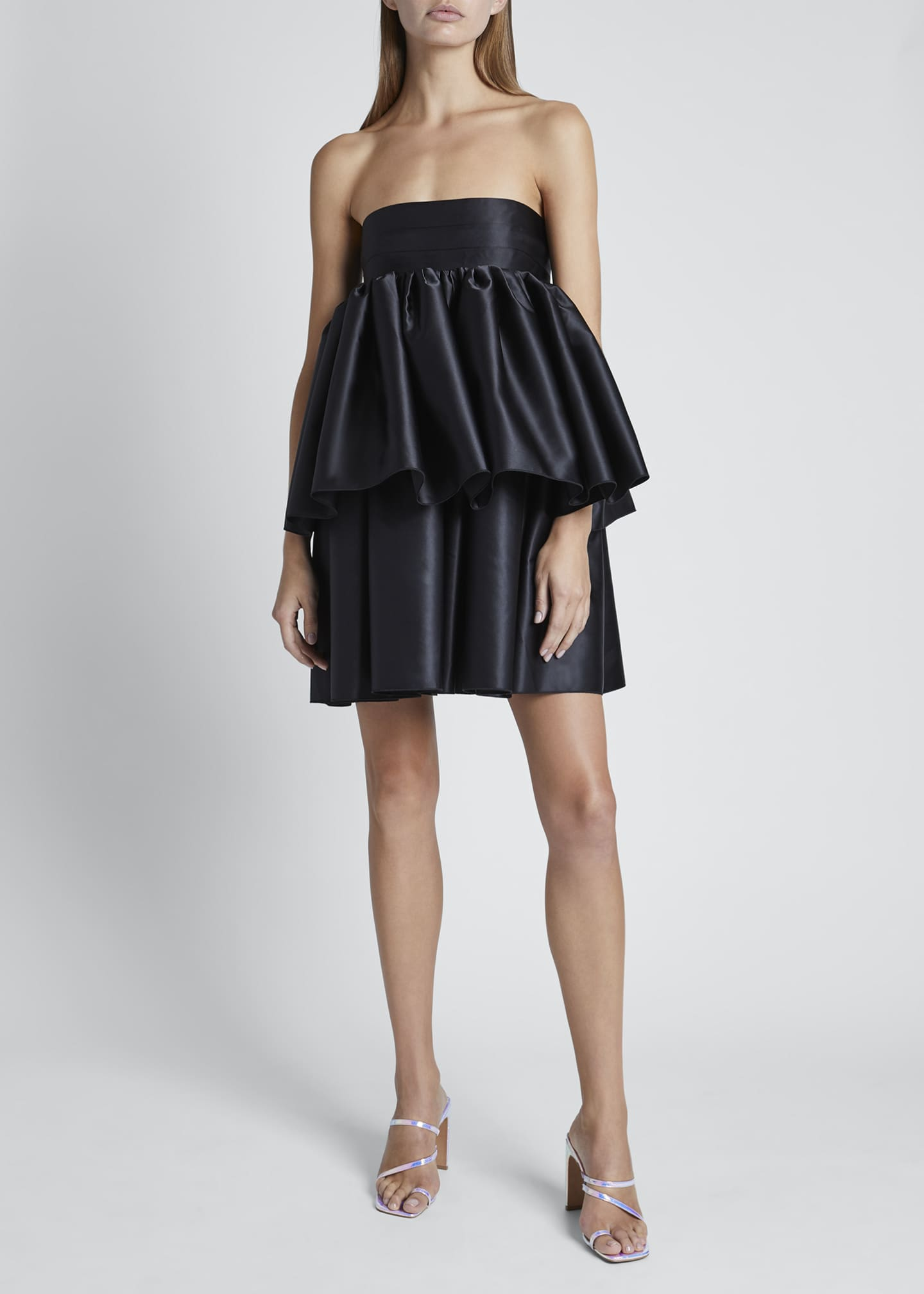 Image 1 of 5: Carmina Strapless Dress