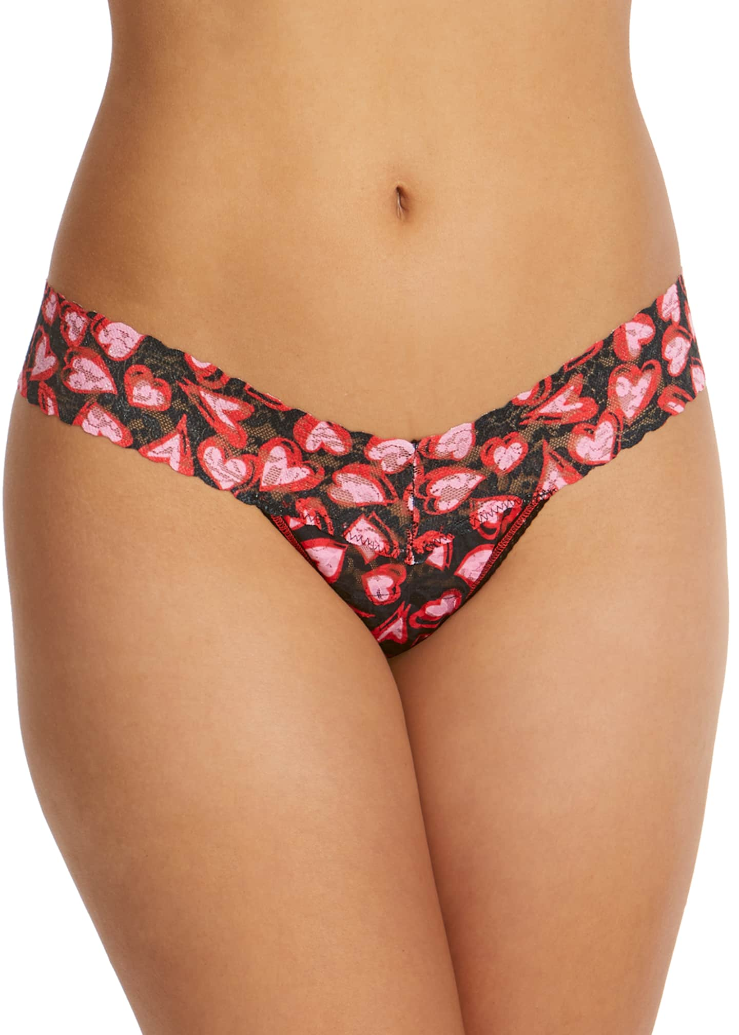 Hanky Panky Love Potion Low-Rise Thong