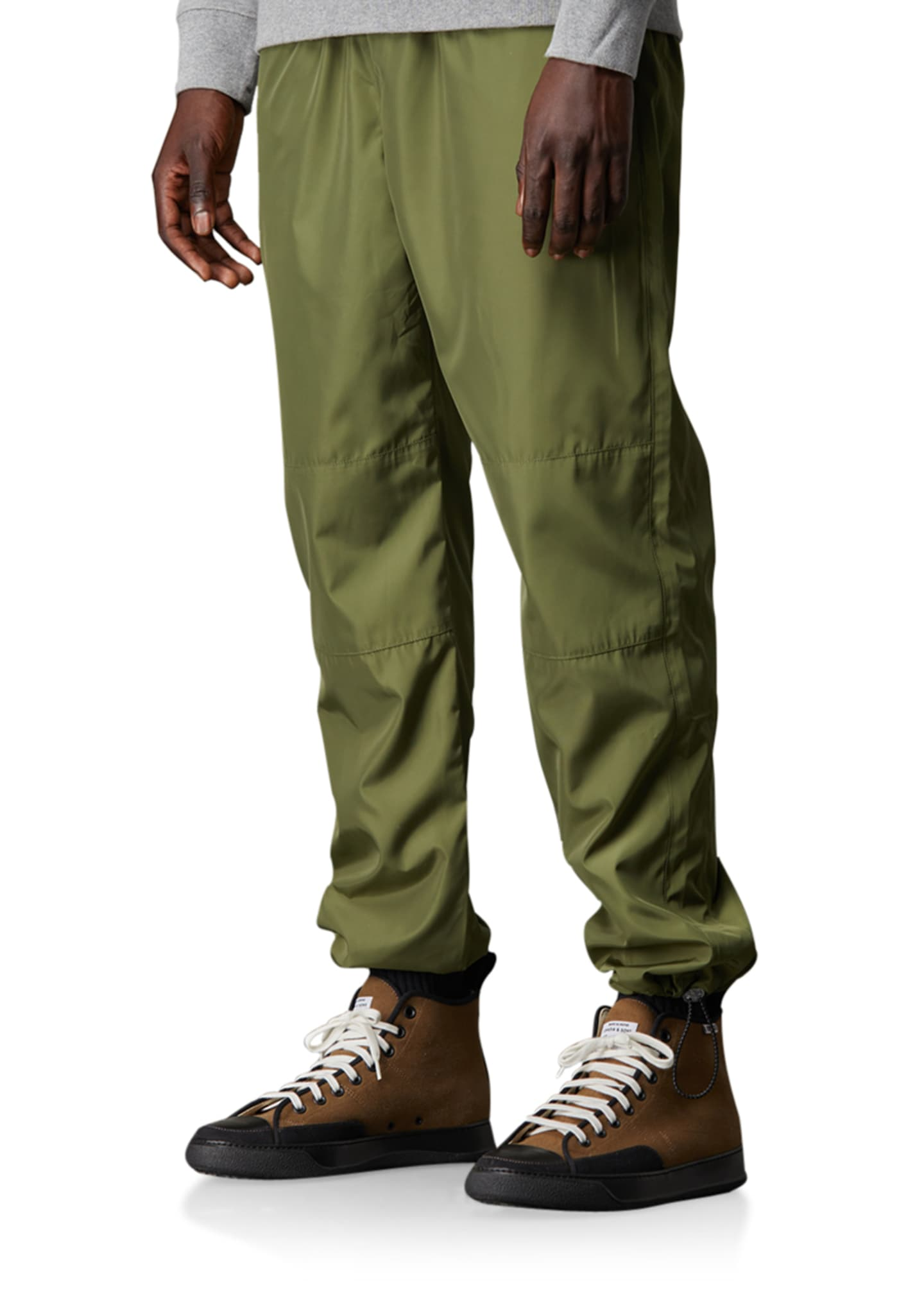 Image 2 of 2: Men's Nylon Trail Pants