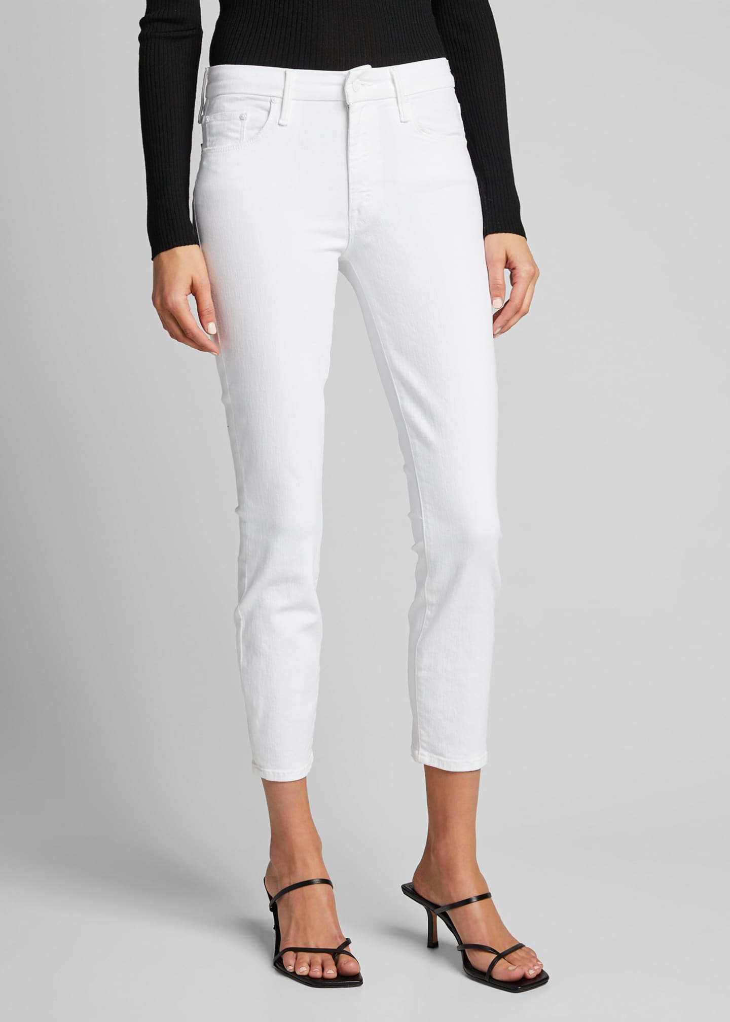 Image 3 of 5: The Looker Crop Jeans